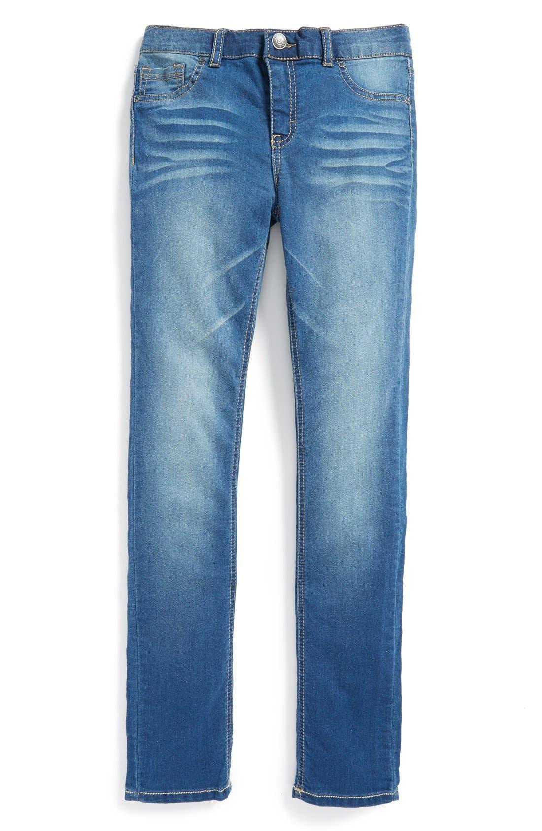 Main Image - Vigoss Skinny Jeans (Big Girls)