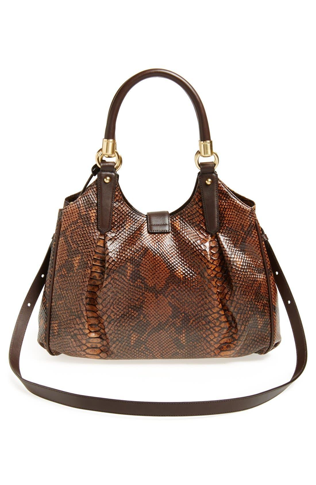 Alternate Image 3  - Brahmin 'Elisa' Leather Shopper