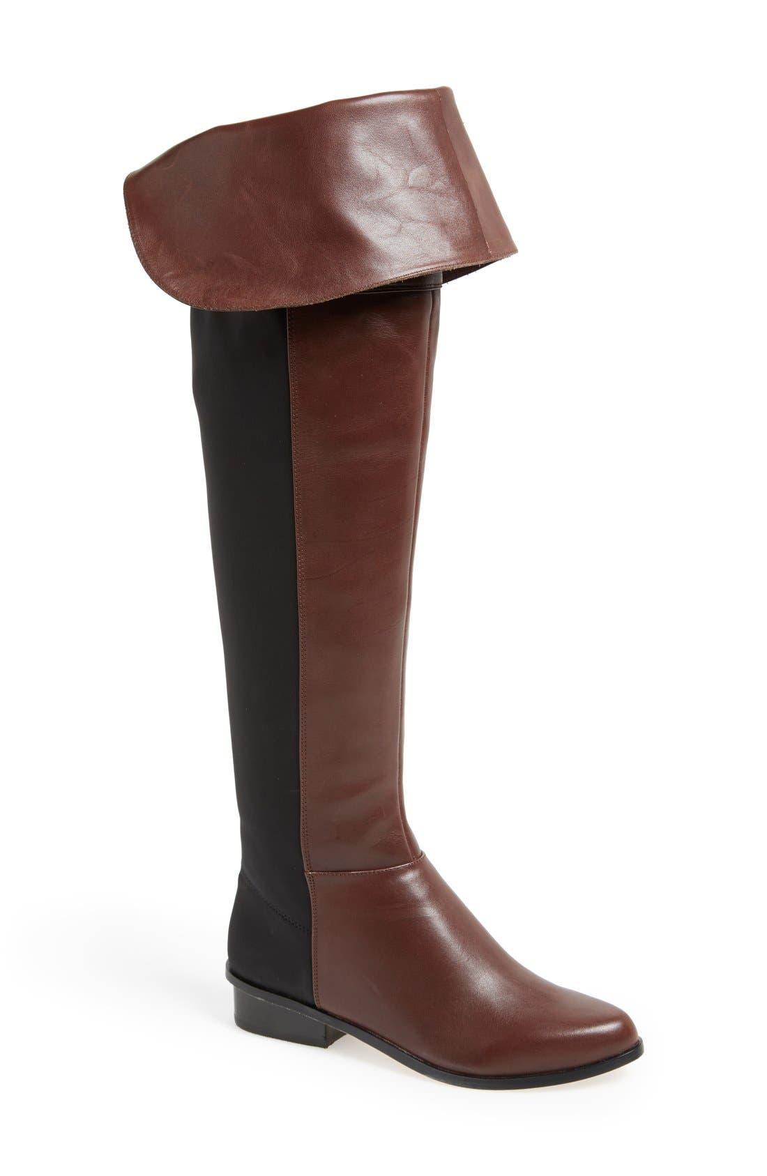 Alternate Image 5  - BCBGMAXAZRIA 'Slink' Over the Knee Boot (Women)