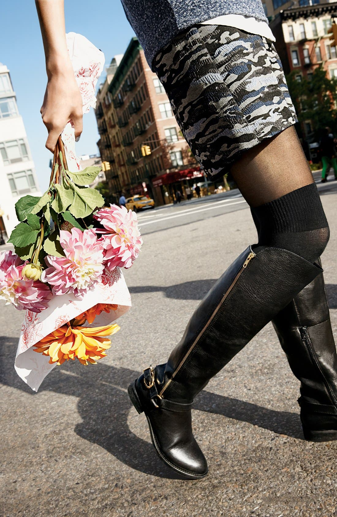 Alternate Image 5  - Steve Madden 'Skippur' Over The Knee Boot (Women)