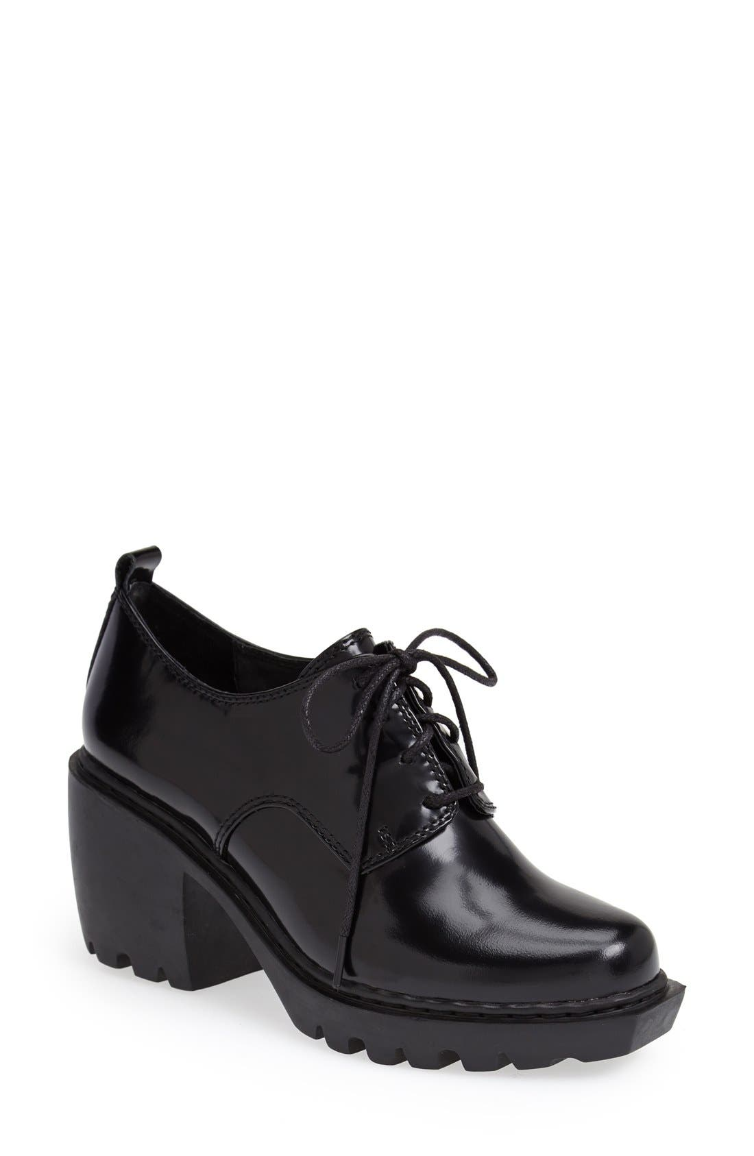 Alternate Image 1 Selected - Opening Ceremony 'Grunge' Oxford Bootie