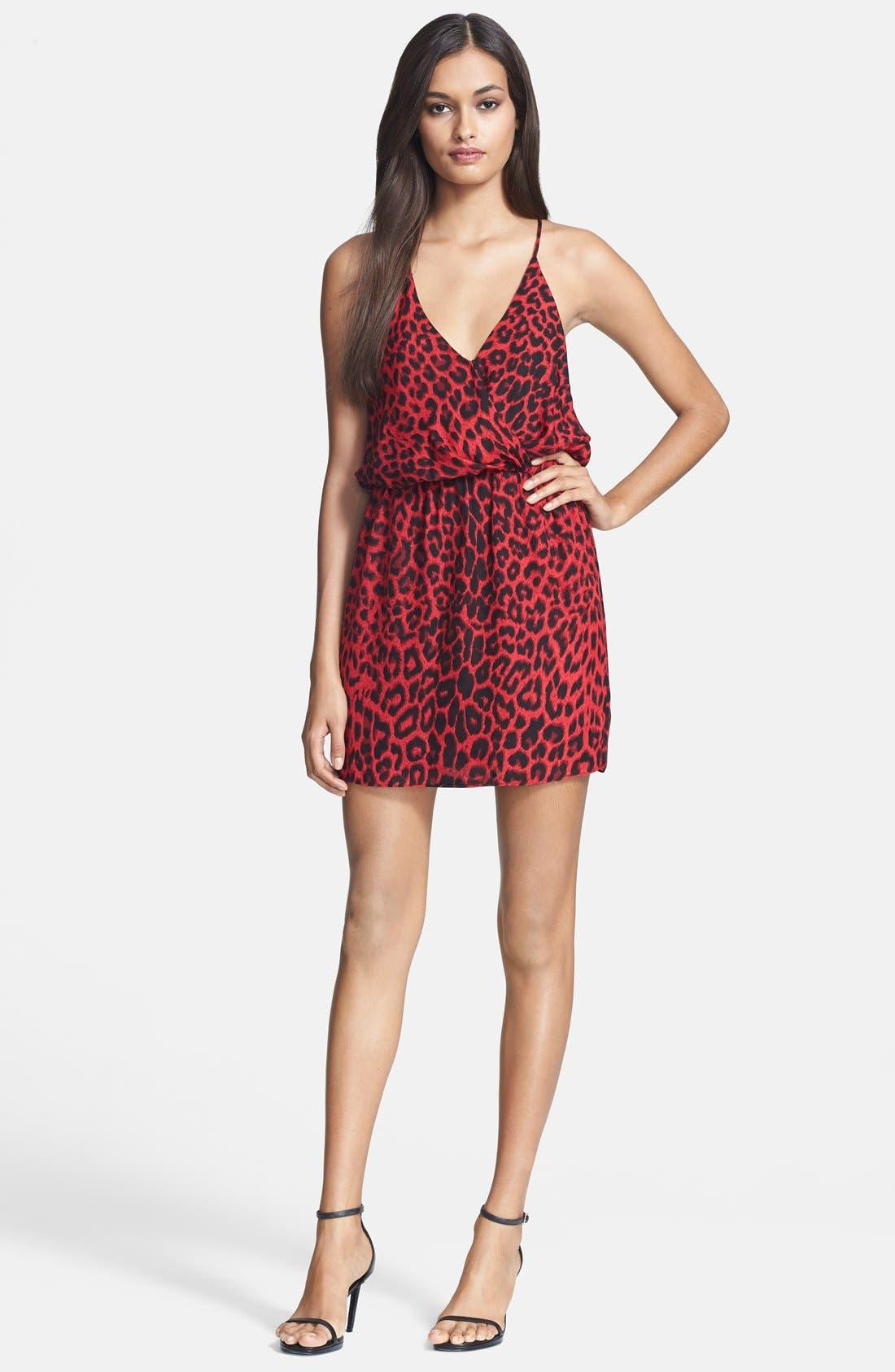 Main Image - Parker 'Trina' Faux Wrap Dress