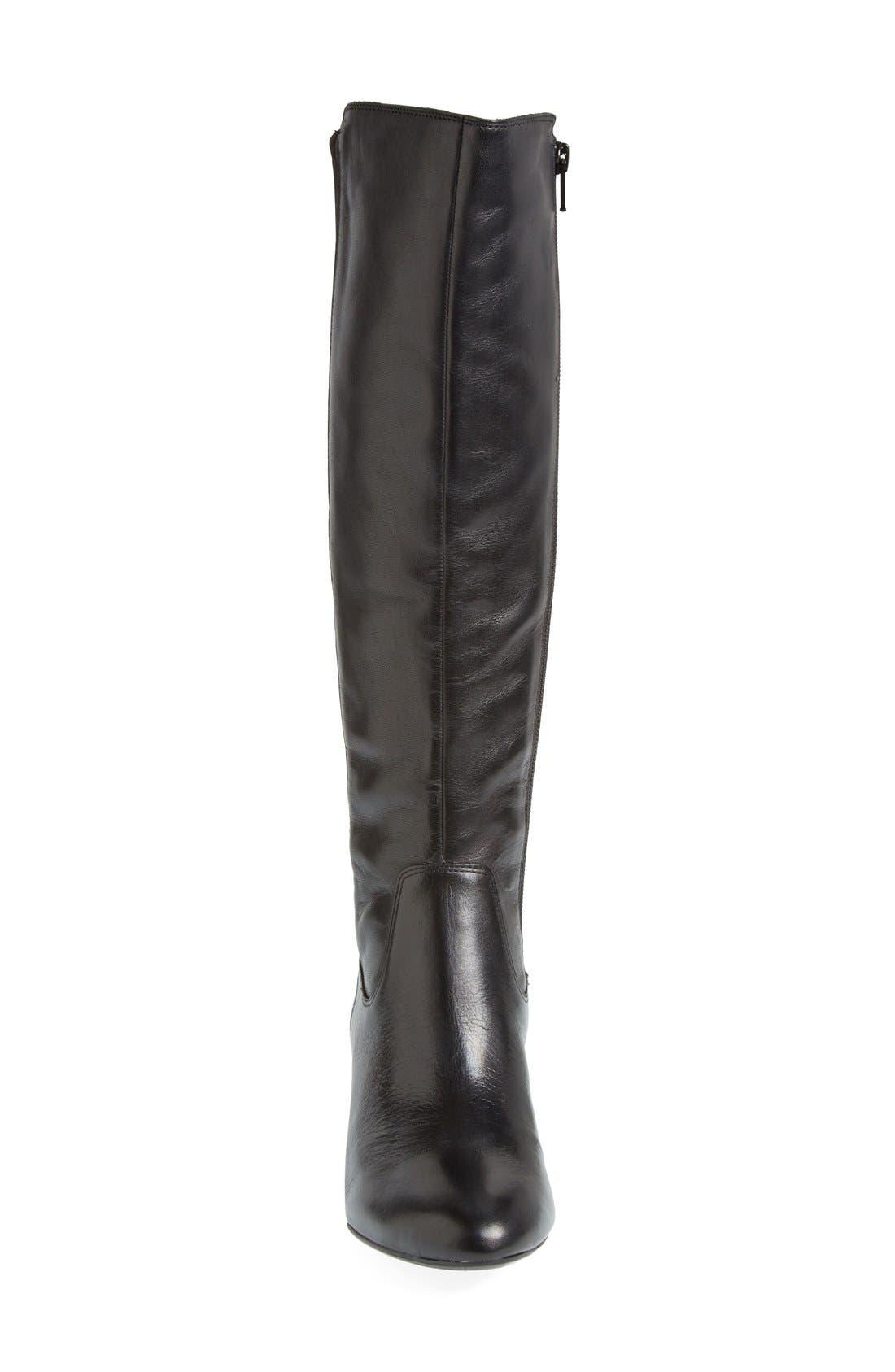 Alternate Image 3  - Naturalizer 'Quinlee' Knee High Boot (Women)
