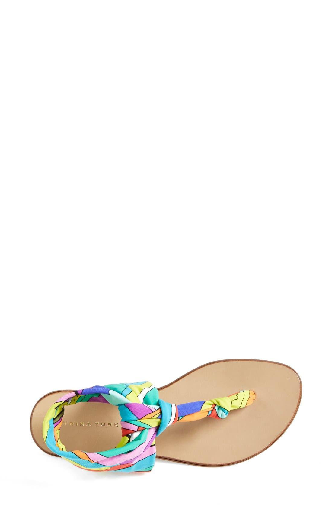 Alternate Image 3  - Trina Turk 'Titus' Thong Sandal (Women)