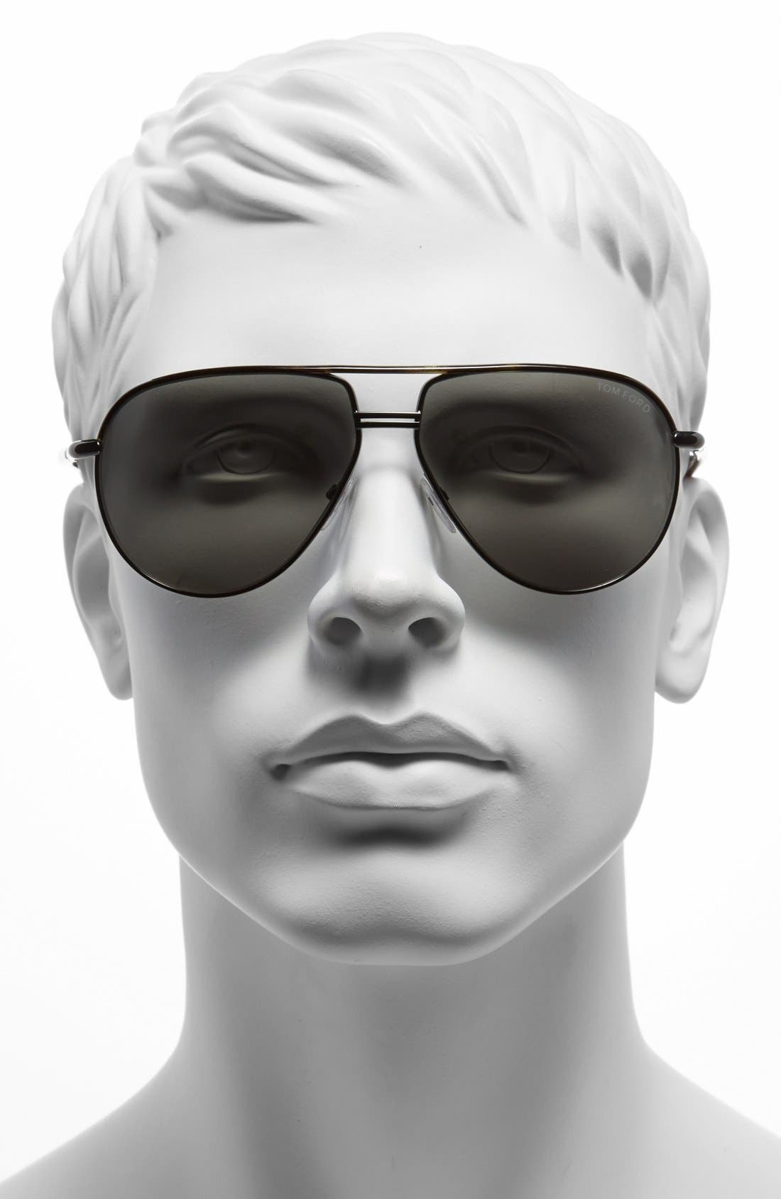 Alternate Image 2  - Tom Ford Cole 61mm Sunglasses