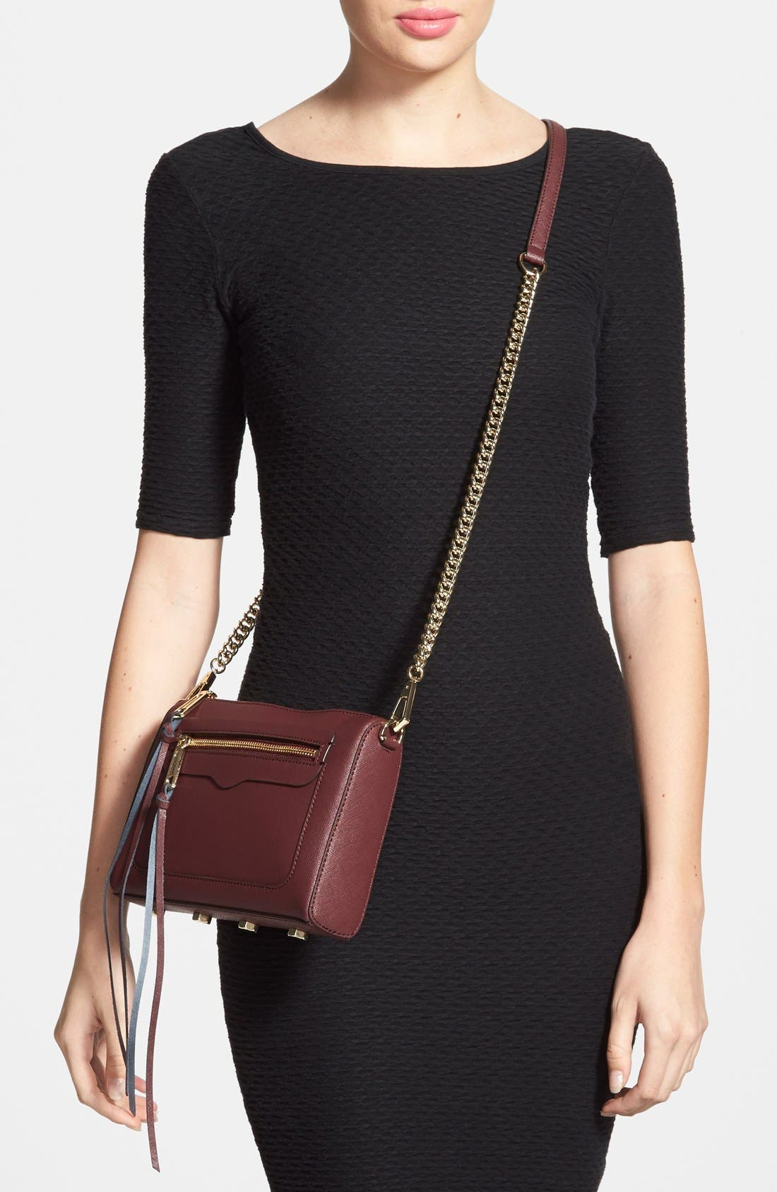 Alternate Image 2  - Rebecca Minkoff 'Avery' Convertible Crossbody Bag