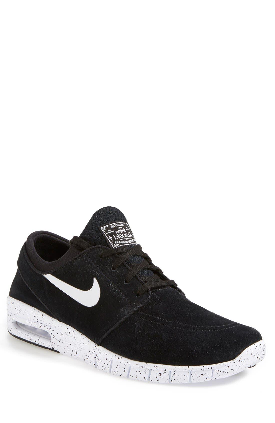 Alternate Image 1 Selected - Nike 'Stefan Janoski Max SB' Skate Sneaker (Men)