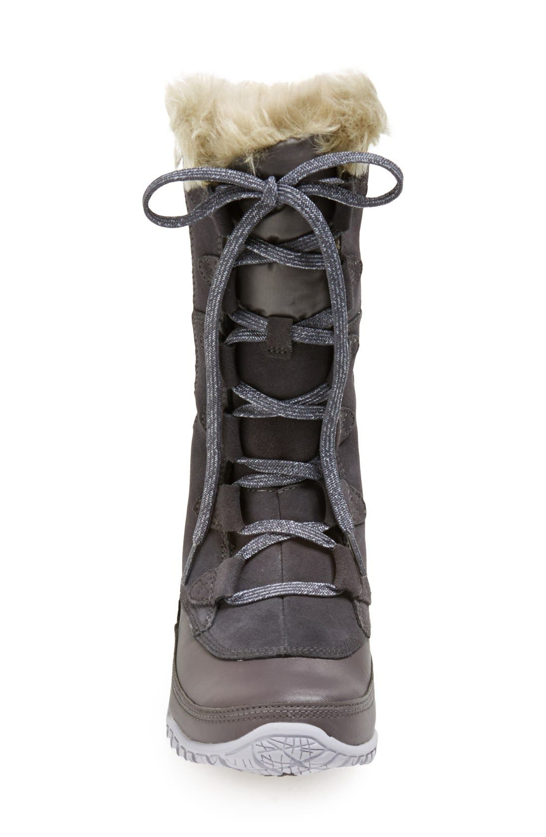 Alternate Image 3  - The North Face 'Nuptse Purna' Waterproof PrimaLoft® Eco Insulated Winter Boot (Women)