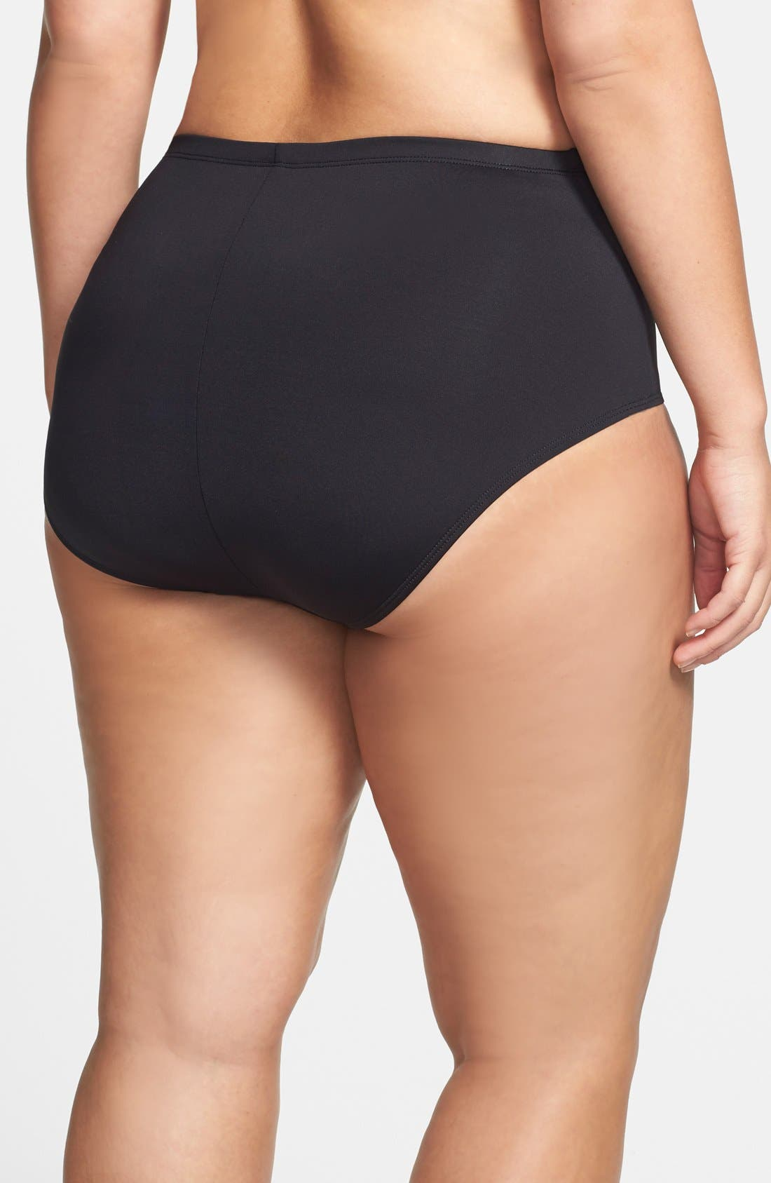 Alternate Image 2  - La Blanca 'Kindred Spirit' Bikini Bottoms (Plus Size) (Online Only)