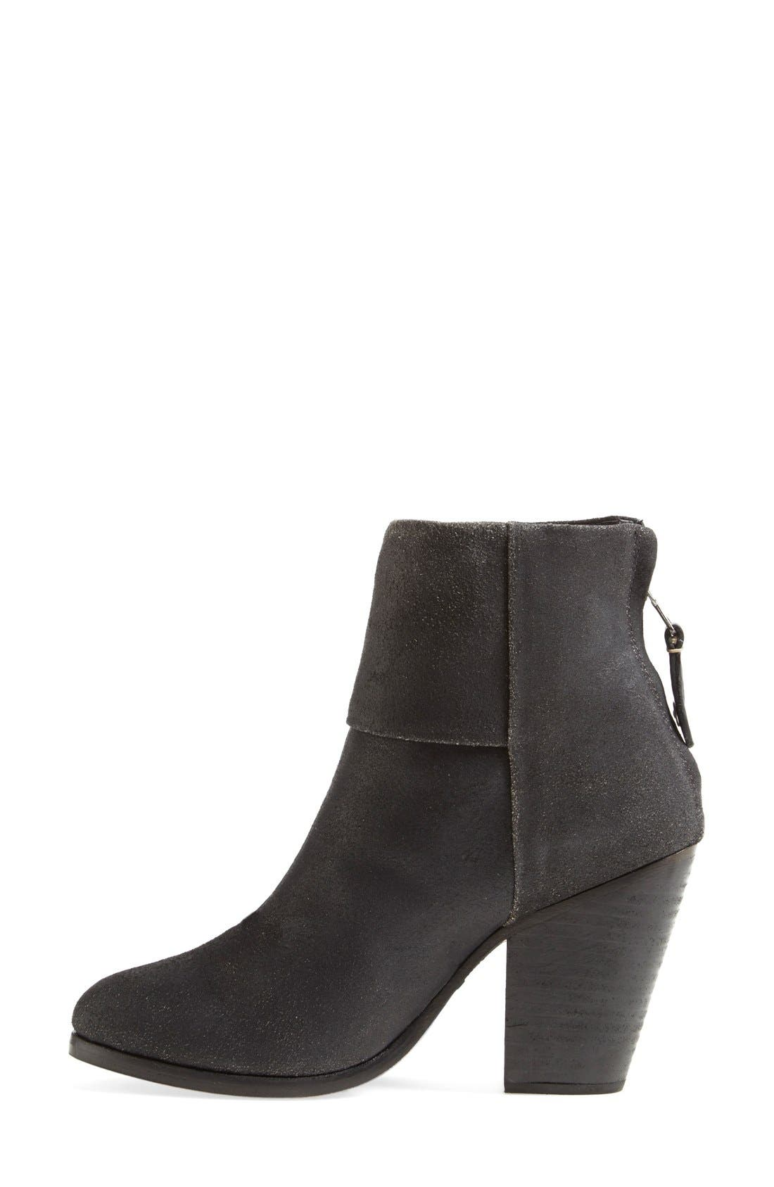 Alternate Image 5  - rag & bone 'Newbury' Bootie (Women)