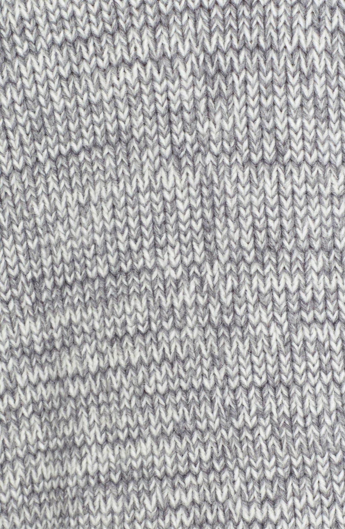 Alternate Image 3  - MICHAEL Michael Kors Turtleneck Poncho Sweater