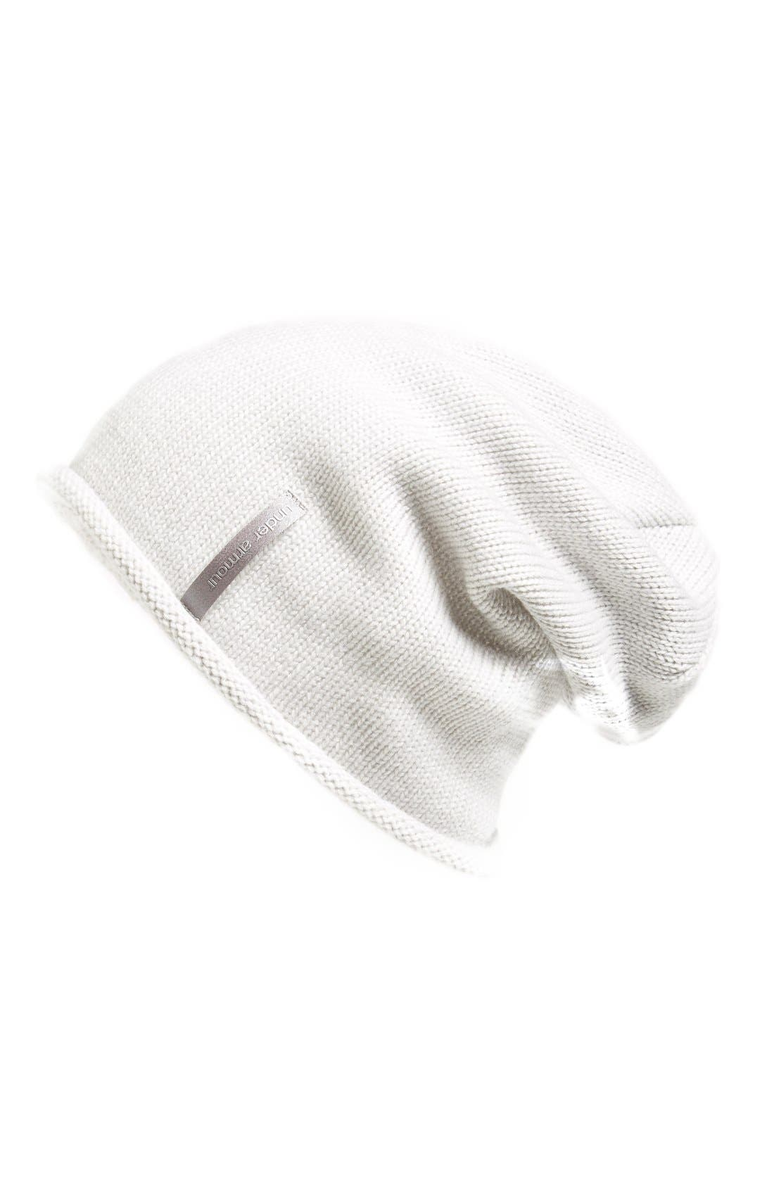 Main Image - Under Armour Jersey Slouch Beanie