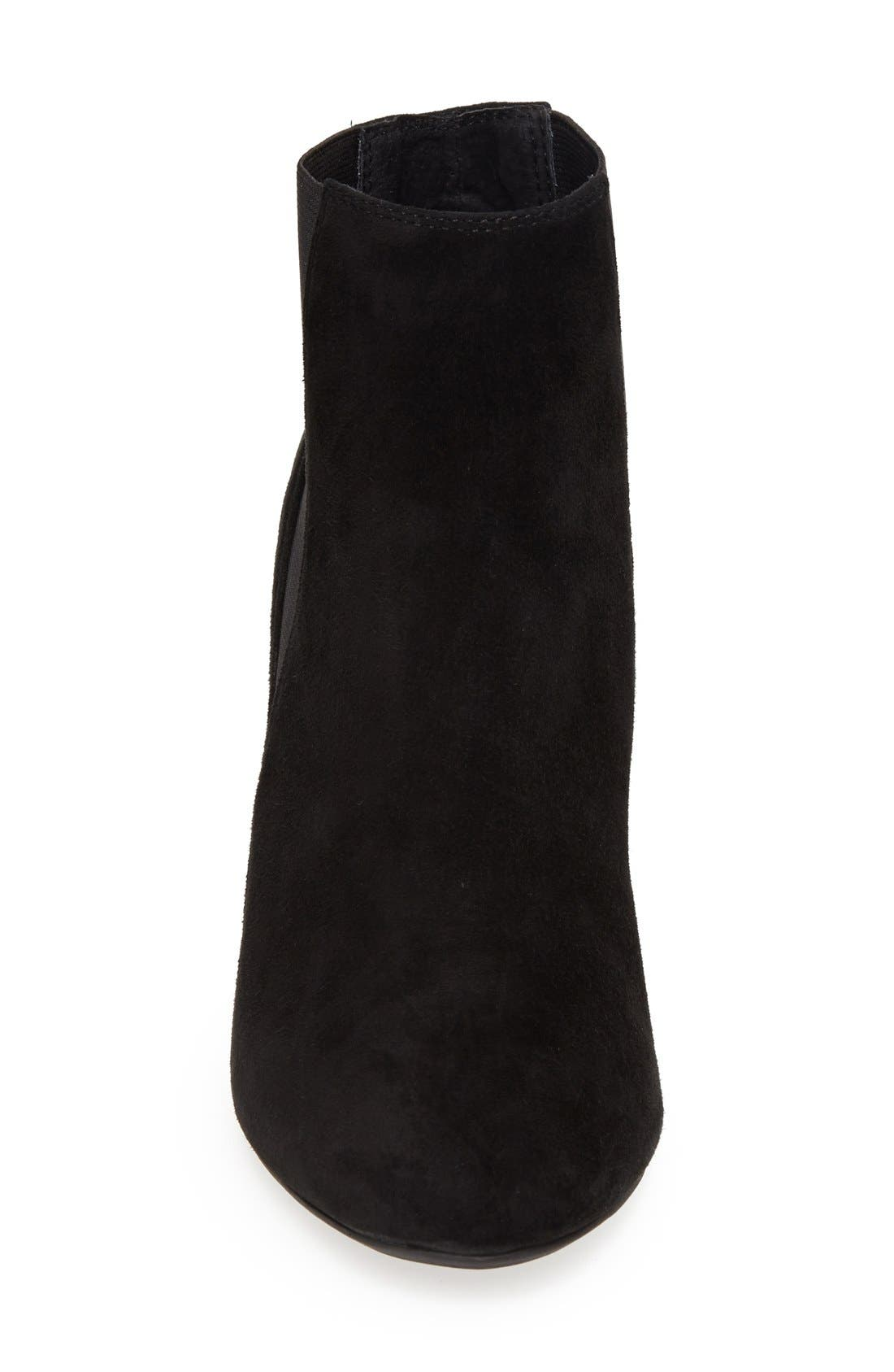 Alternate Image 3  - Jeffrey Campbell 'Wagner' Suede Chelsea Boot (Women)