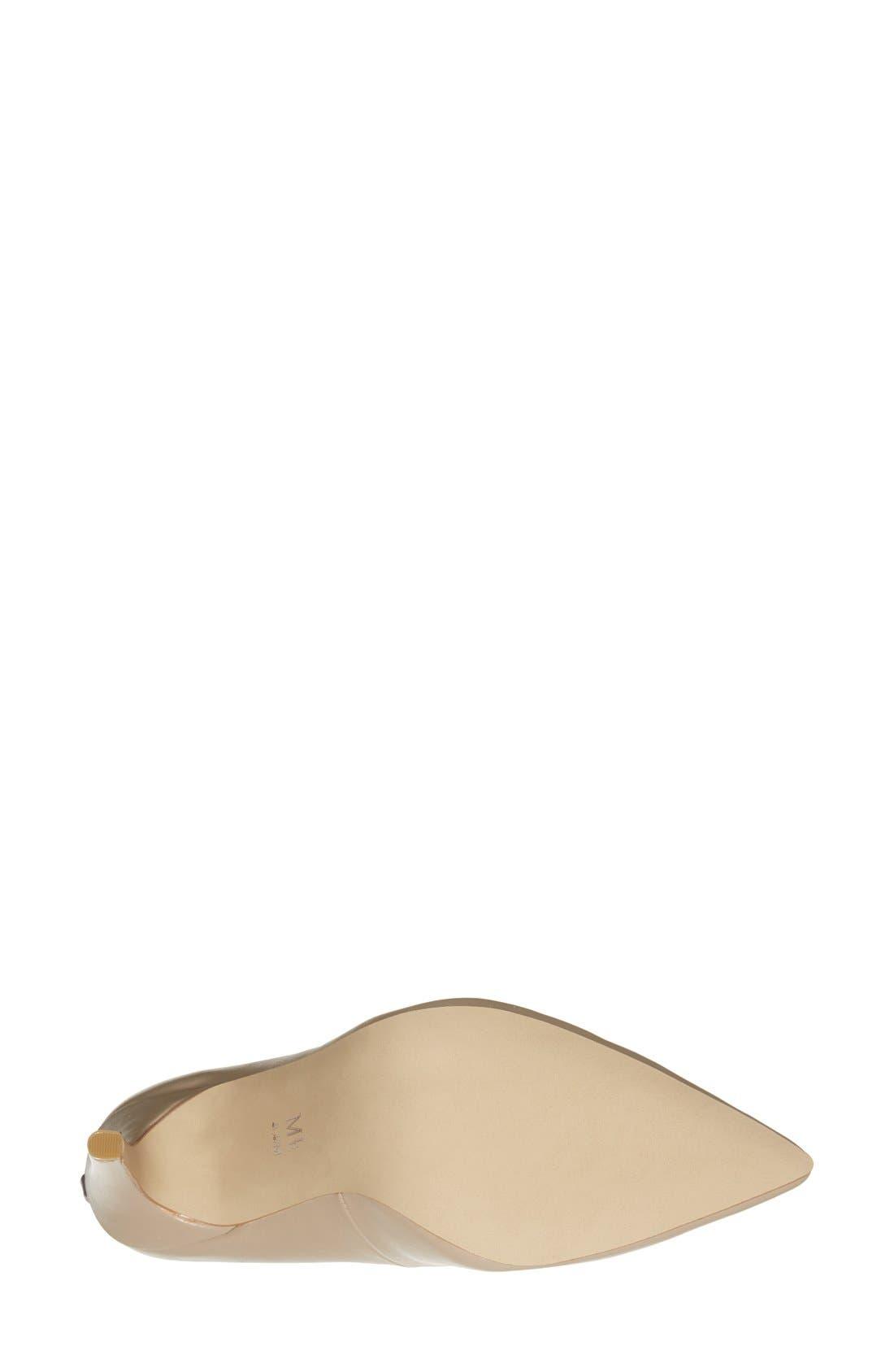 Alternate Image 4  - Mia Limited Edition 'Jolie' Pointy Toe Pump (Women)