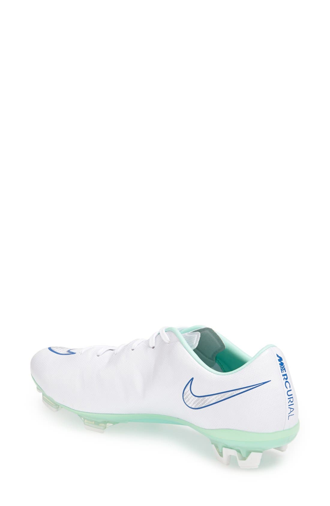 Alternate Image 2  - Nike 'Mercurial Veloce 2' Firm Ground Soccer Cleat (Women)