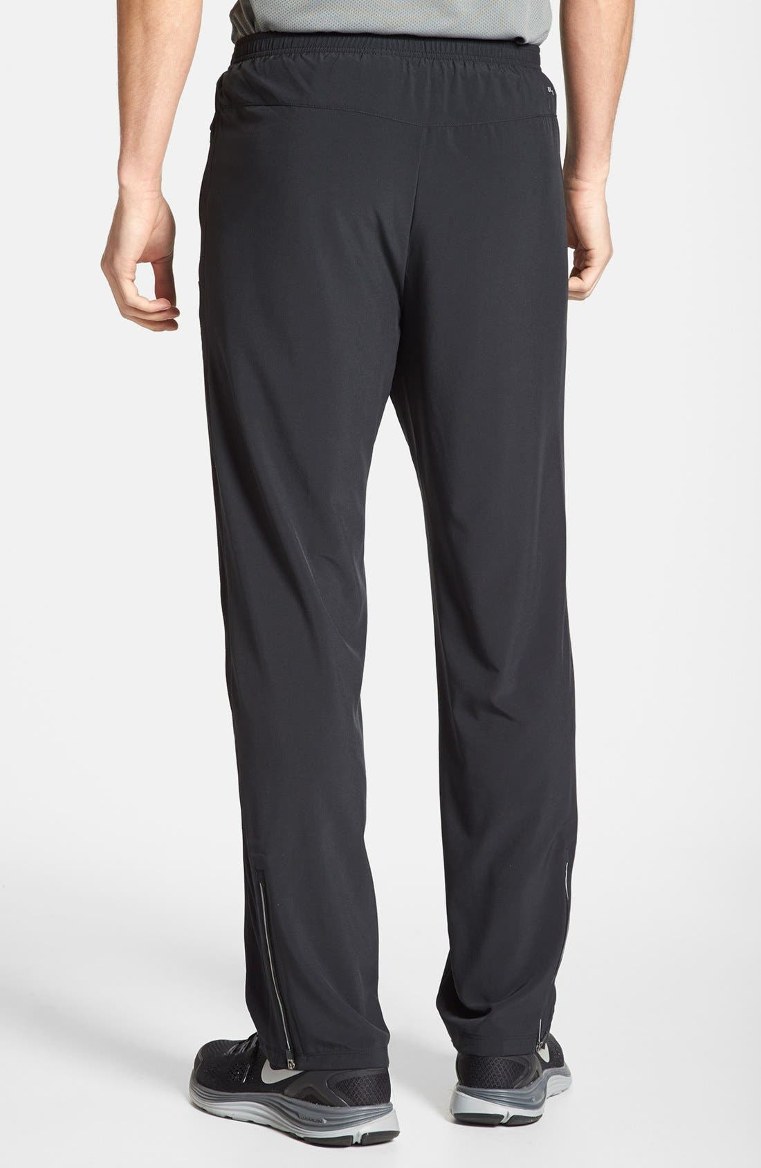 Alternate Image 2  - Nike 'Dri-FIT SW' Stretch Woven Pants