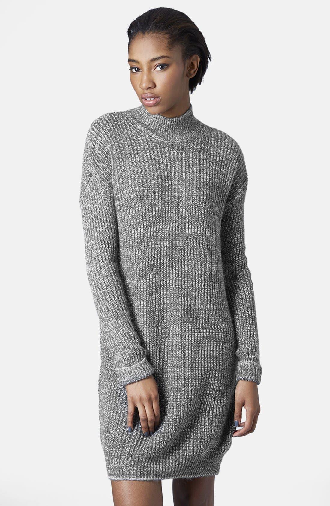 Main Image - Topshop Sweater Dress