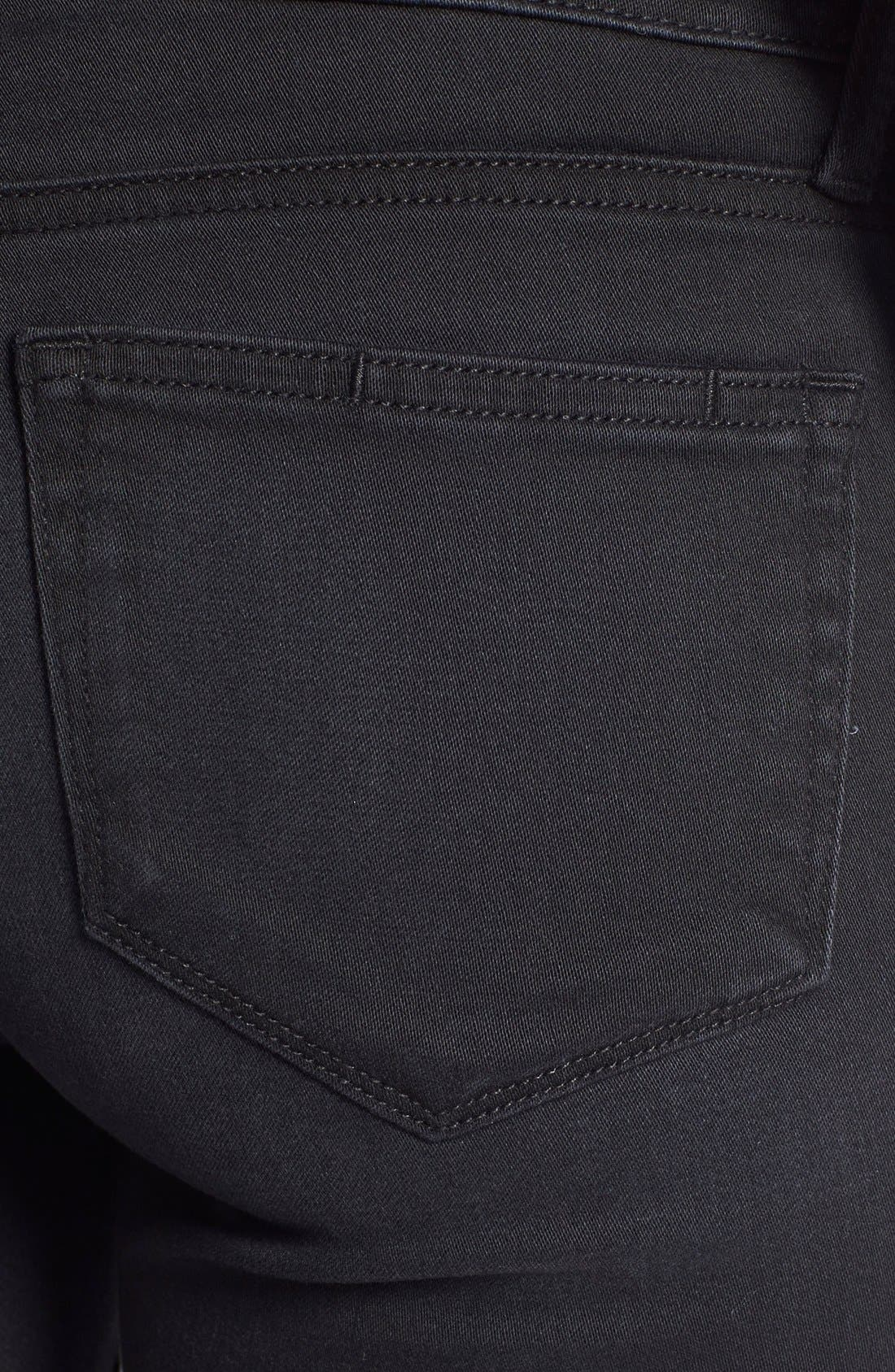 Alternate Image 3  - Paige Denim 'Verdugo' Ultra Skinny Jeans (Cleo Embellished)