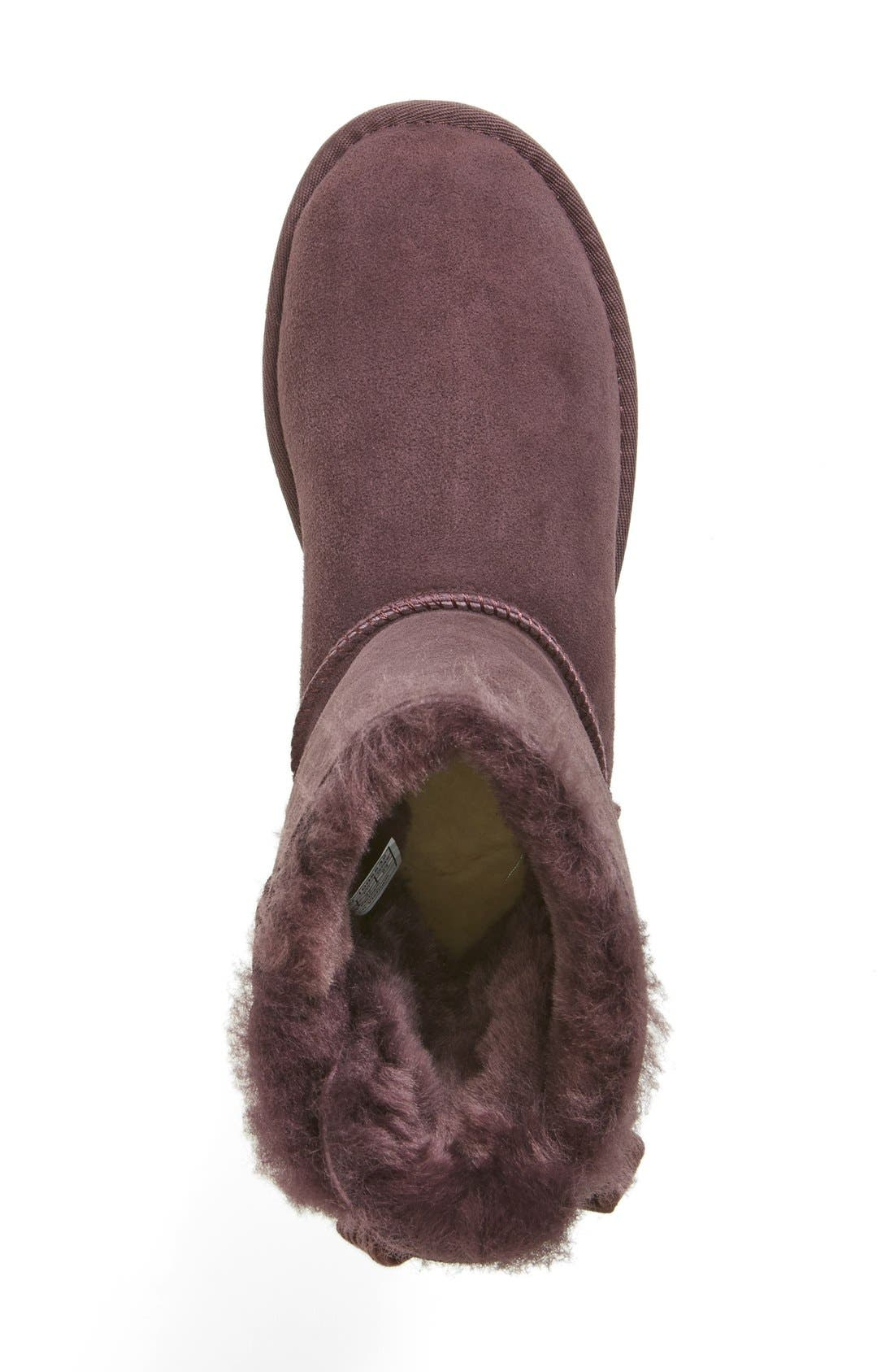 Alternate Image 5  - UGG® Australia 'Bailey Bow Corduroy' Boot (Women)
