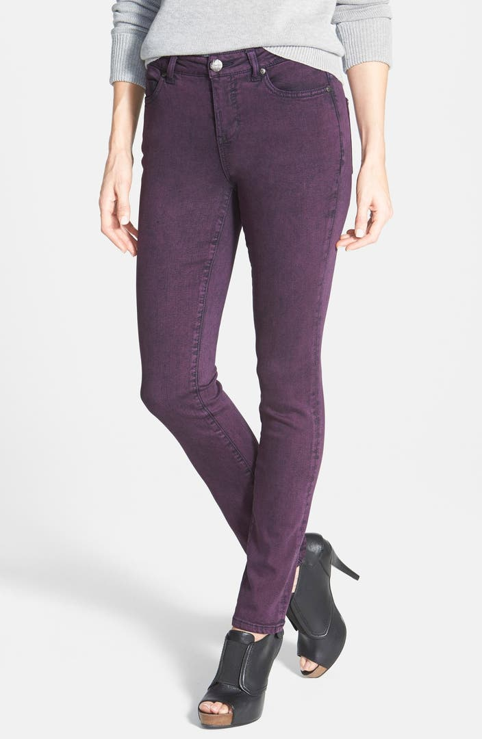 Liverpool Jeans Company u0026#39;Abbyu0026#39; Colored Supersoft Stretch Skinny Jeans | Nordstrom