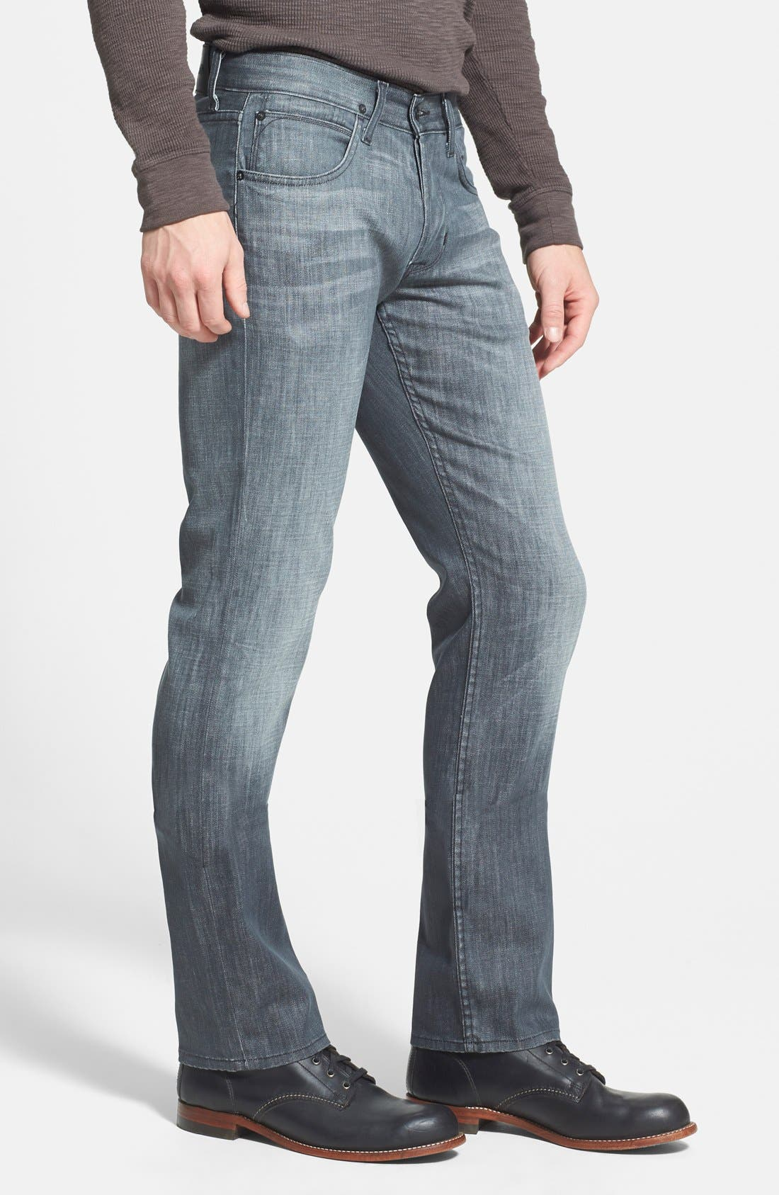 Alternate Image 3  - Hudson Jeans 'Byron' Straight Leg Jeans (Virage)