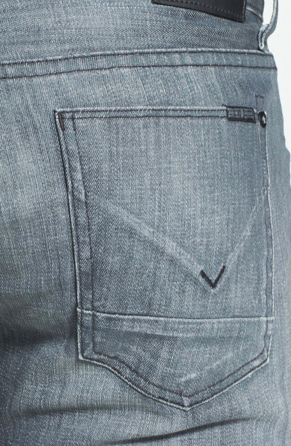 Alternate Image 4  - Hudson Jeans 'Byron' Straight Leg Jeans (Virage)