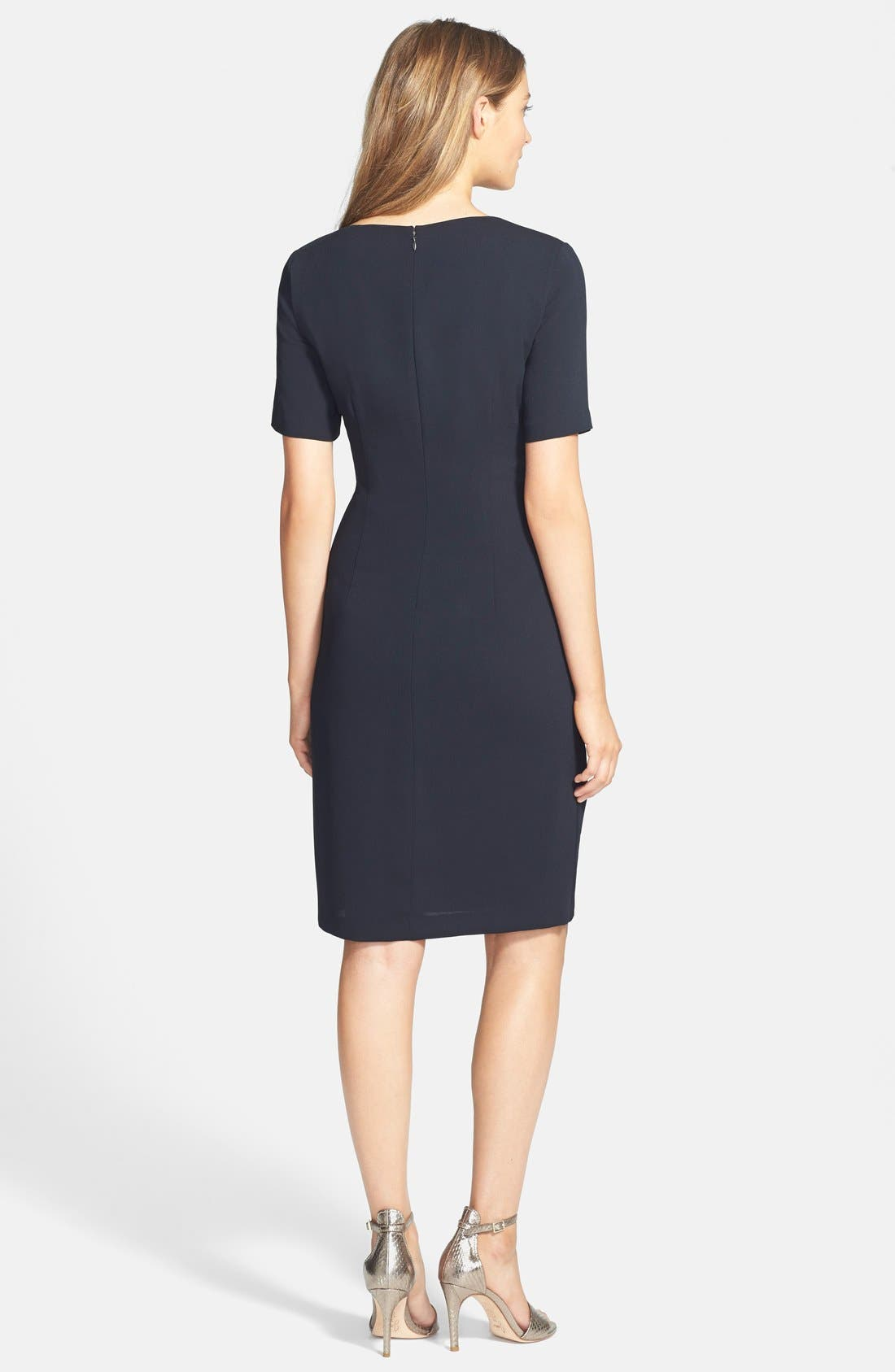 Alternate Image 2  - T Tahari 'Marianna' Sheath Dress