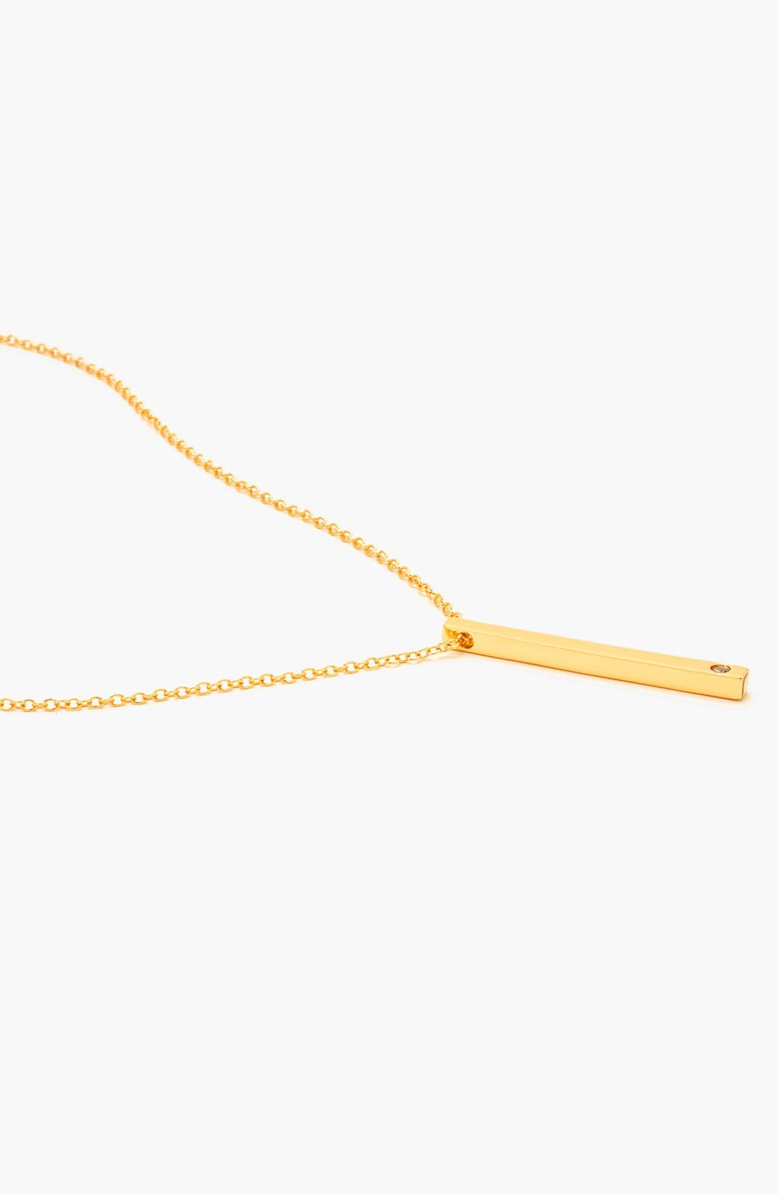 Alternate Image 4  - gorjana 'Mave Shimmer' Pendant Necklace