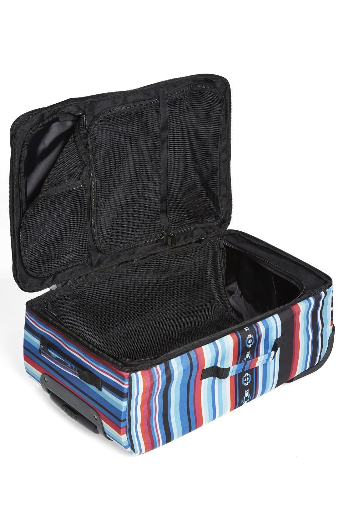 Alternate Image 2  - Billabong 'Salty Tidez' Print Wheeled Bag (Juniors)