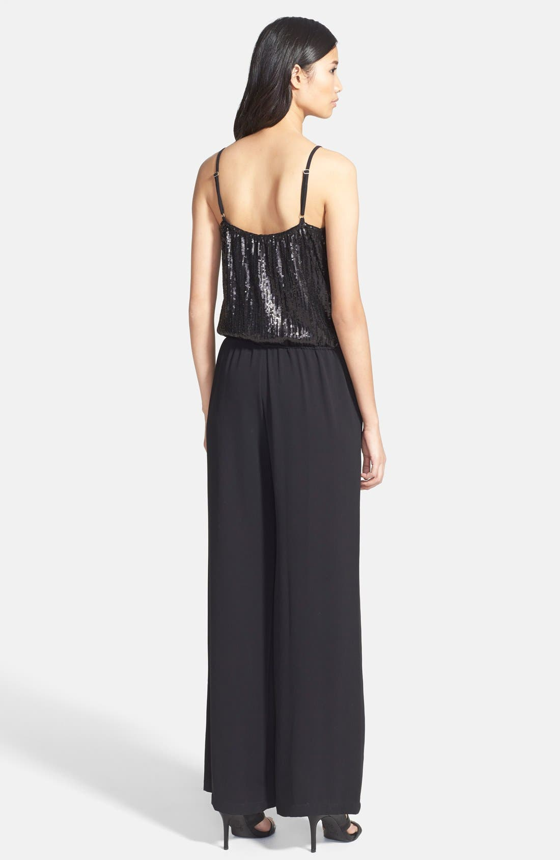 Alternate Image 2  - Ella Moss 'Roxi' Jumpsuit