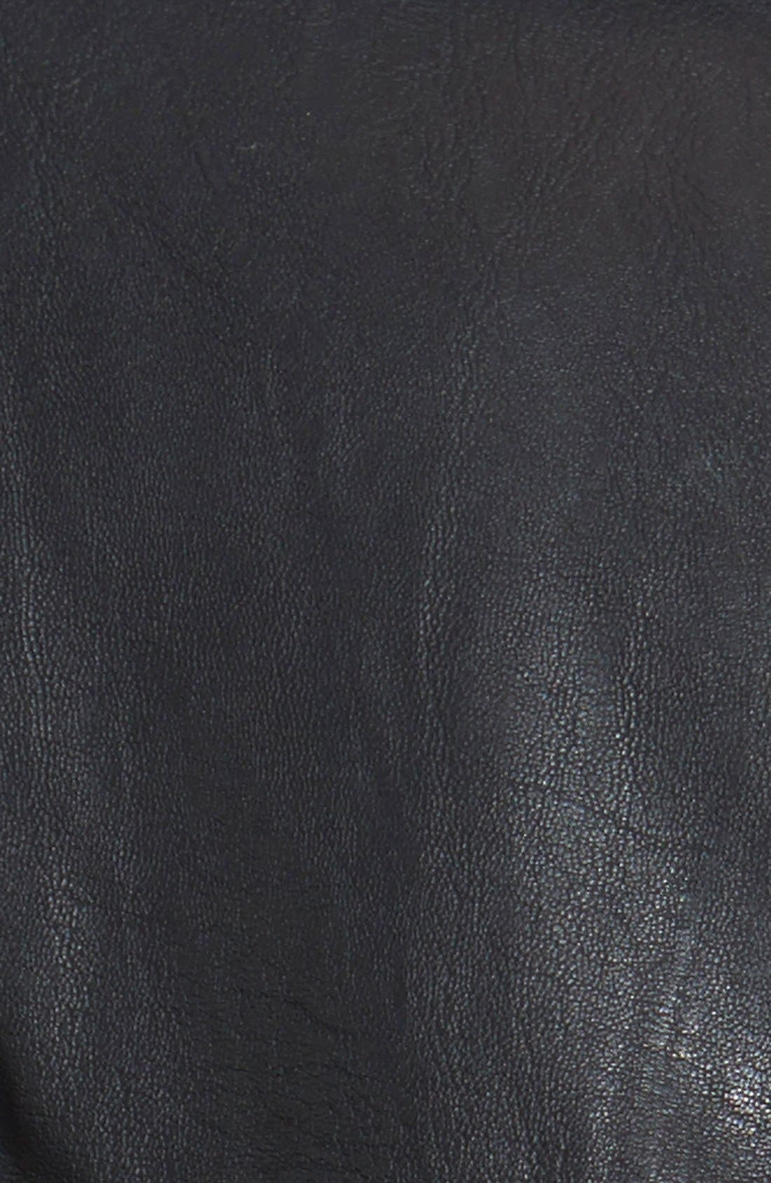 Alternate Image 3  - BLANKNYC 'Let It Ride' Faux Leather Jacket