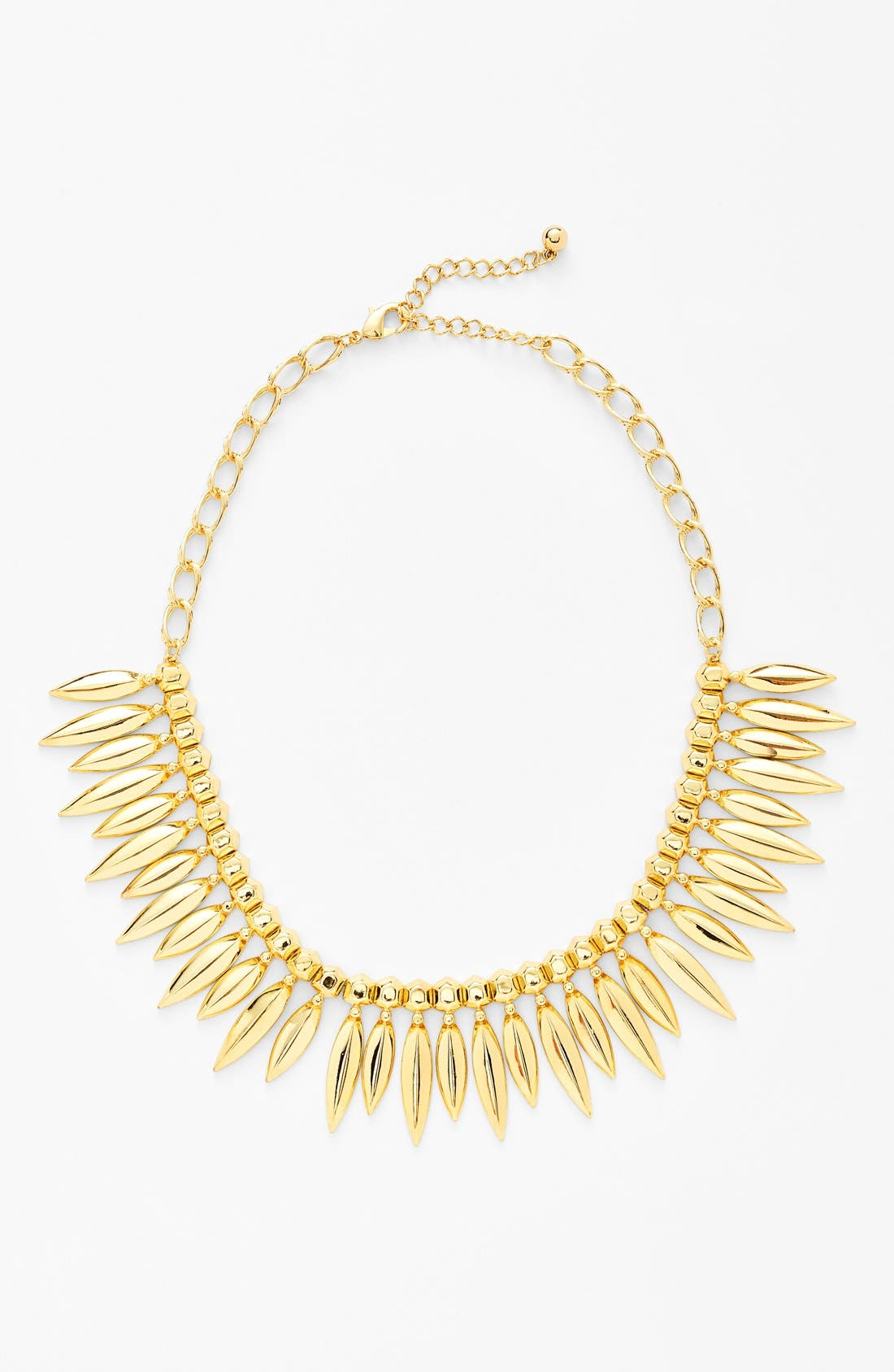 Alternate Image 1 Selected - Jules Smith Spiked Statement Necklace