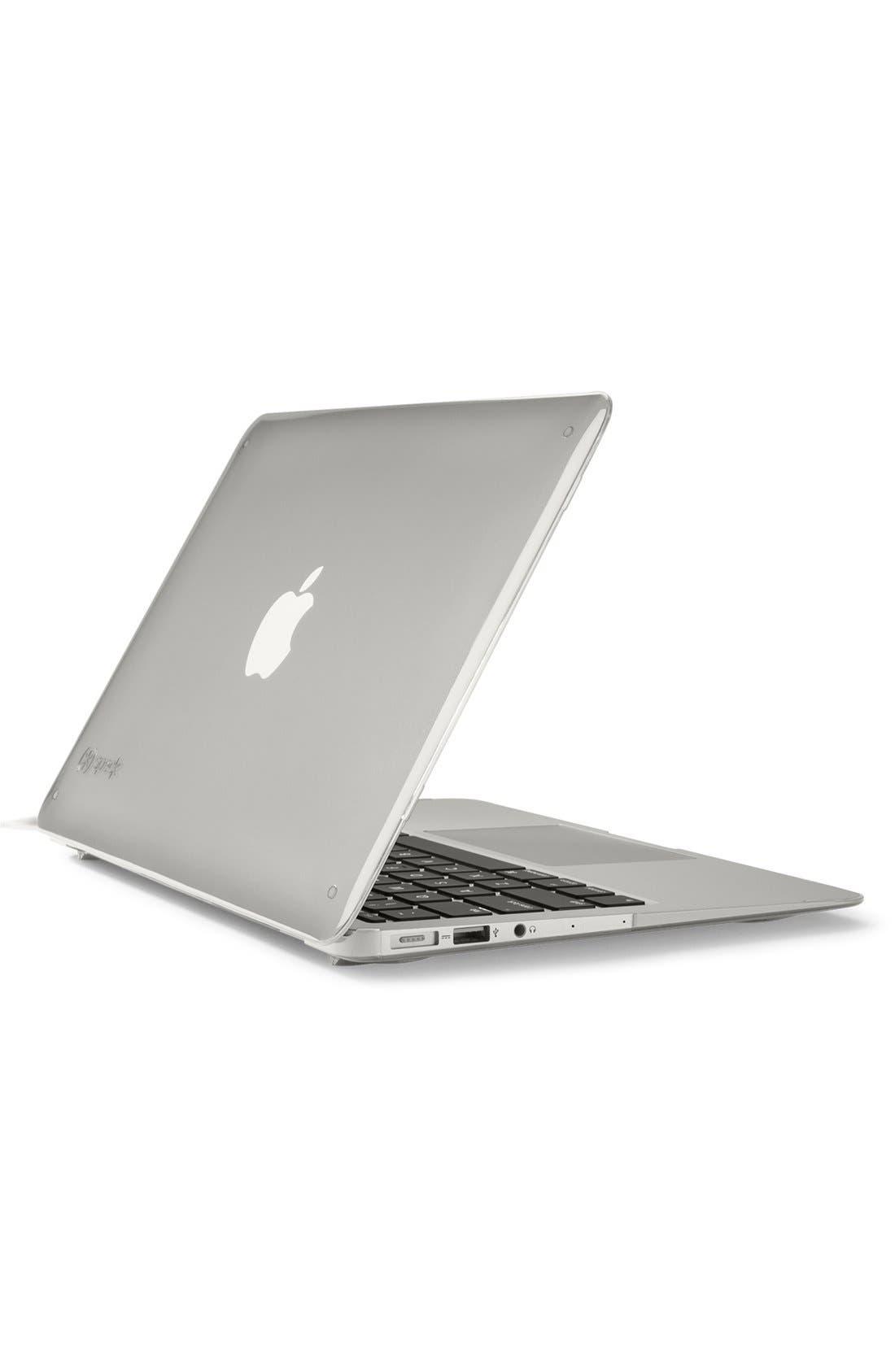 Alternate Image 1 Selected - Speck 'SeeThru' Snap-On MacBook Air Laptop Case (13 Inch)
