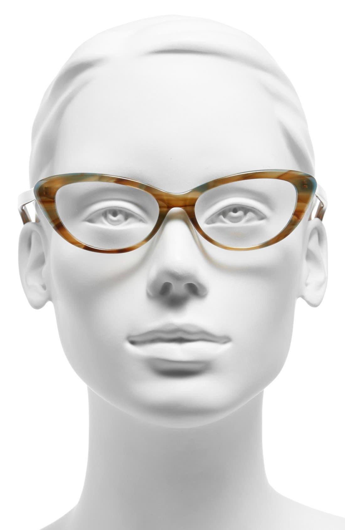 Alternate Image 2  - Elizabeth and James 'Valencia' 52mm Optical Glasses