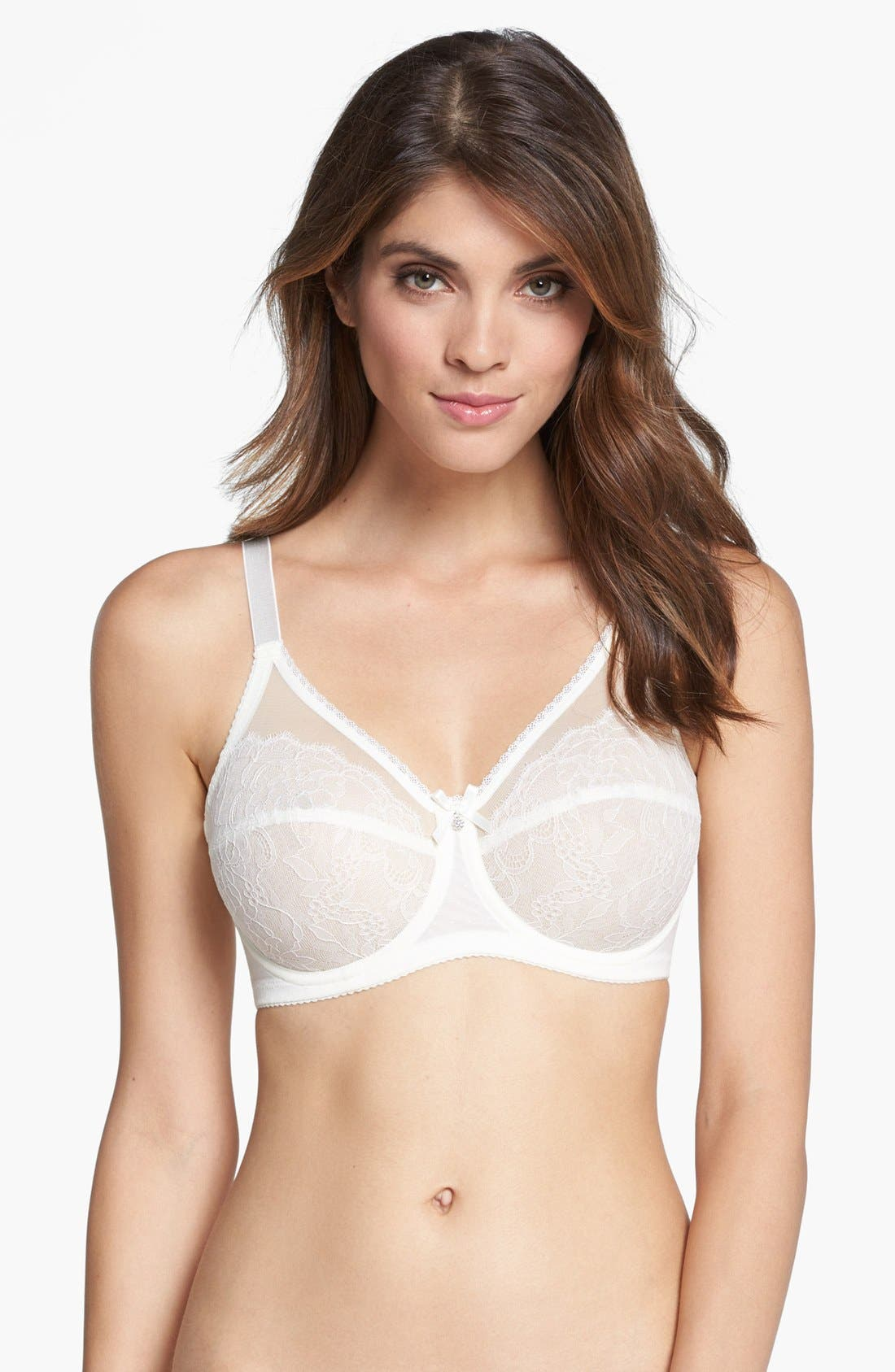 Wacoal Retro Chic Full Figure Underwire Bra