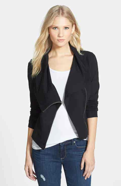 Two by Vince Camuto Ponte Moto Jacket