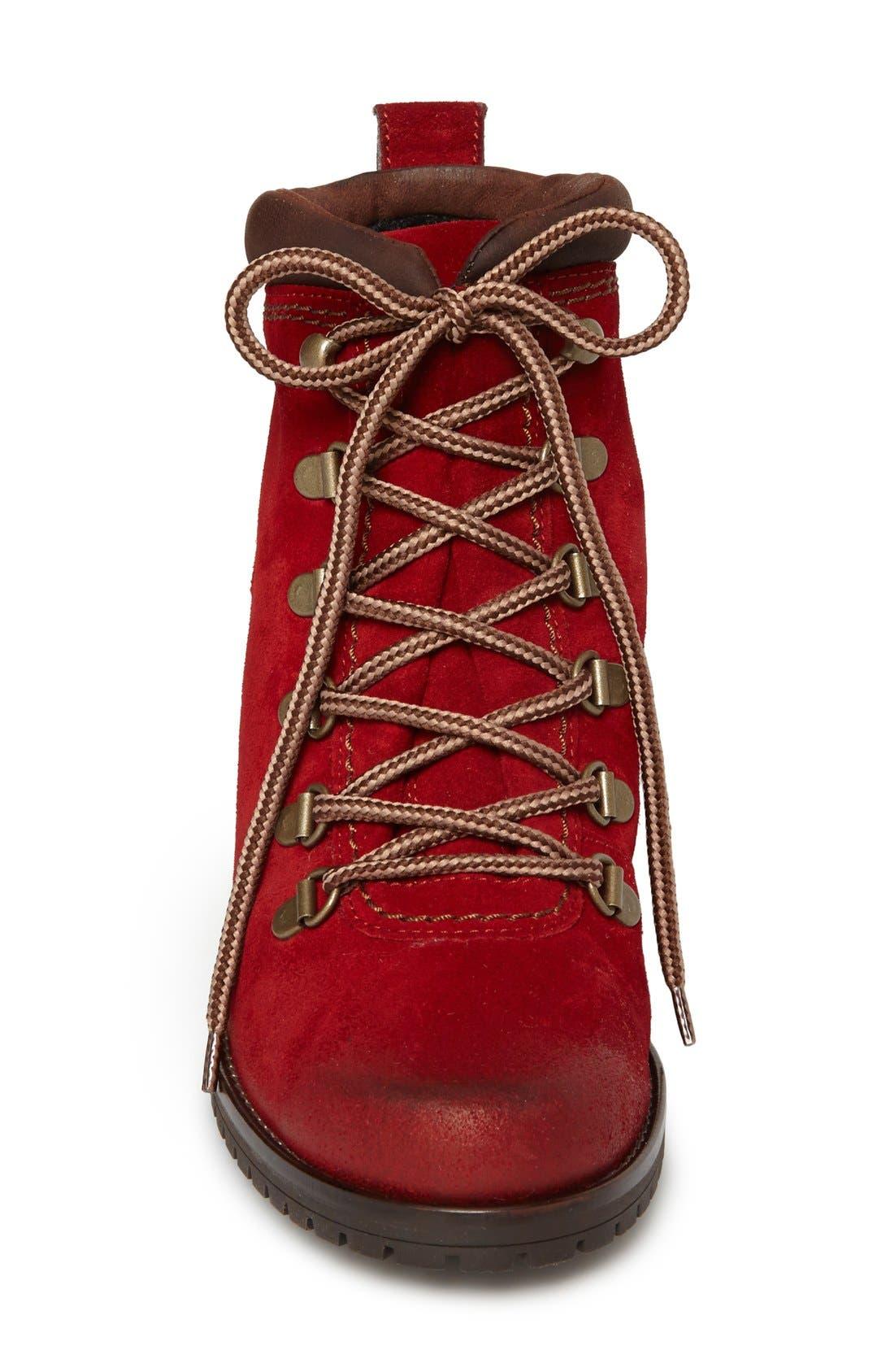 Alternate Image 3  - Paul Green 'Boise' Leather Bootie (Women)