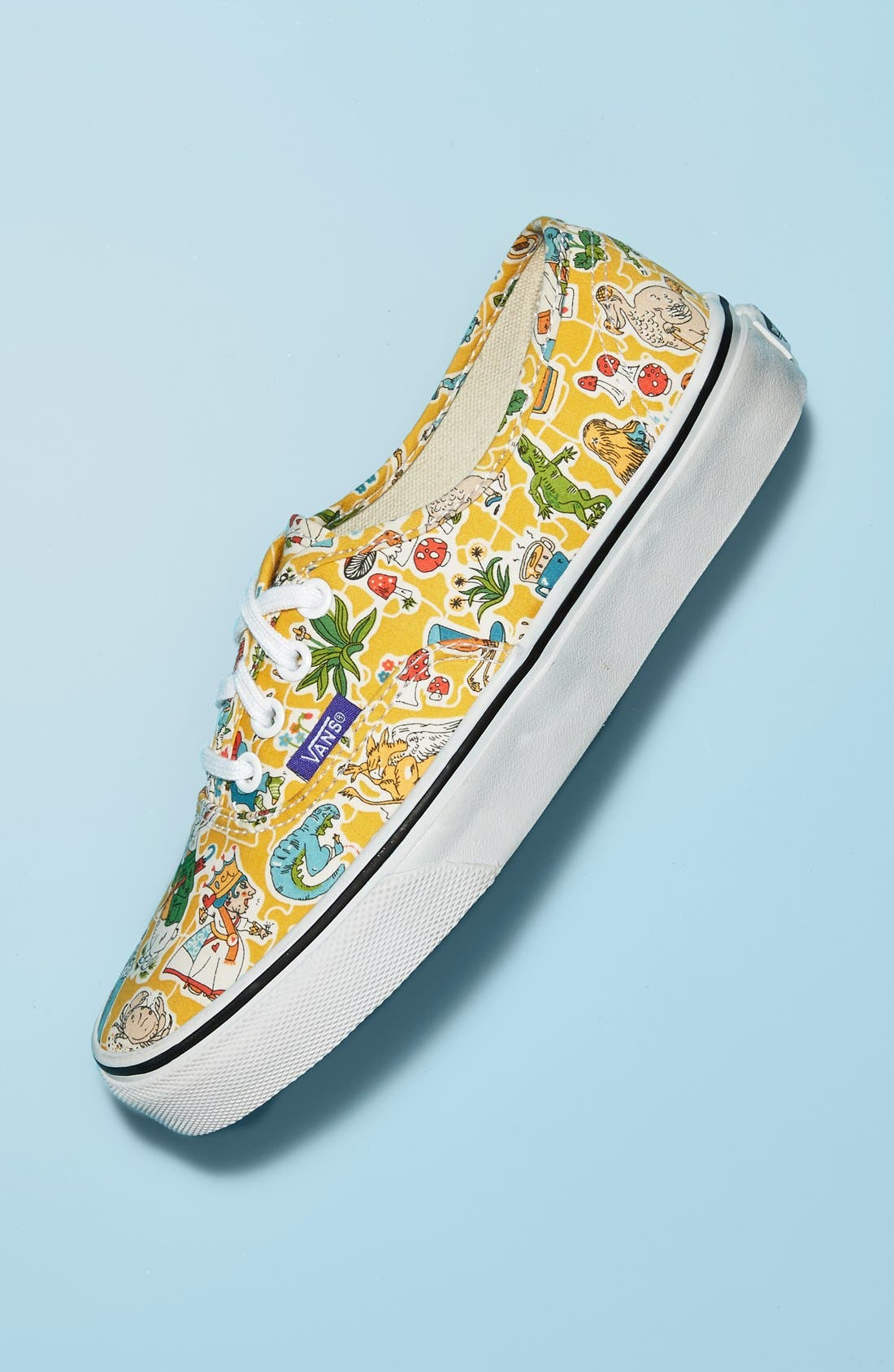Alternate Image 6  - Vans 'Authentic - Liberty Era' Sneaker (Women)