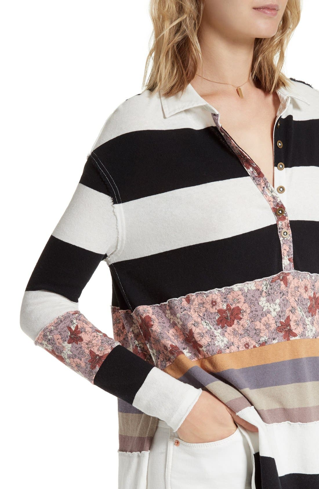 Alternate Image 4  - Free People Eloise Tunic