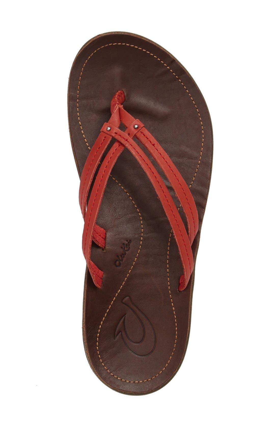 Alternate Image 3  - OluKai 'U'i' Thong Sandal (Women)