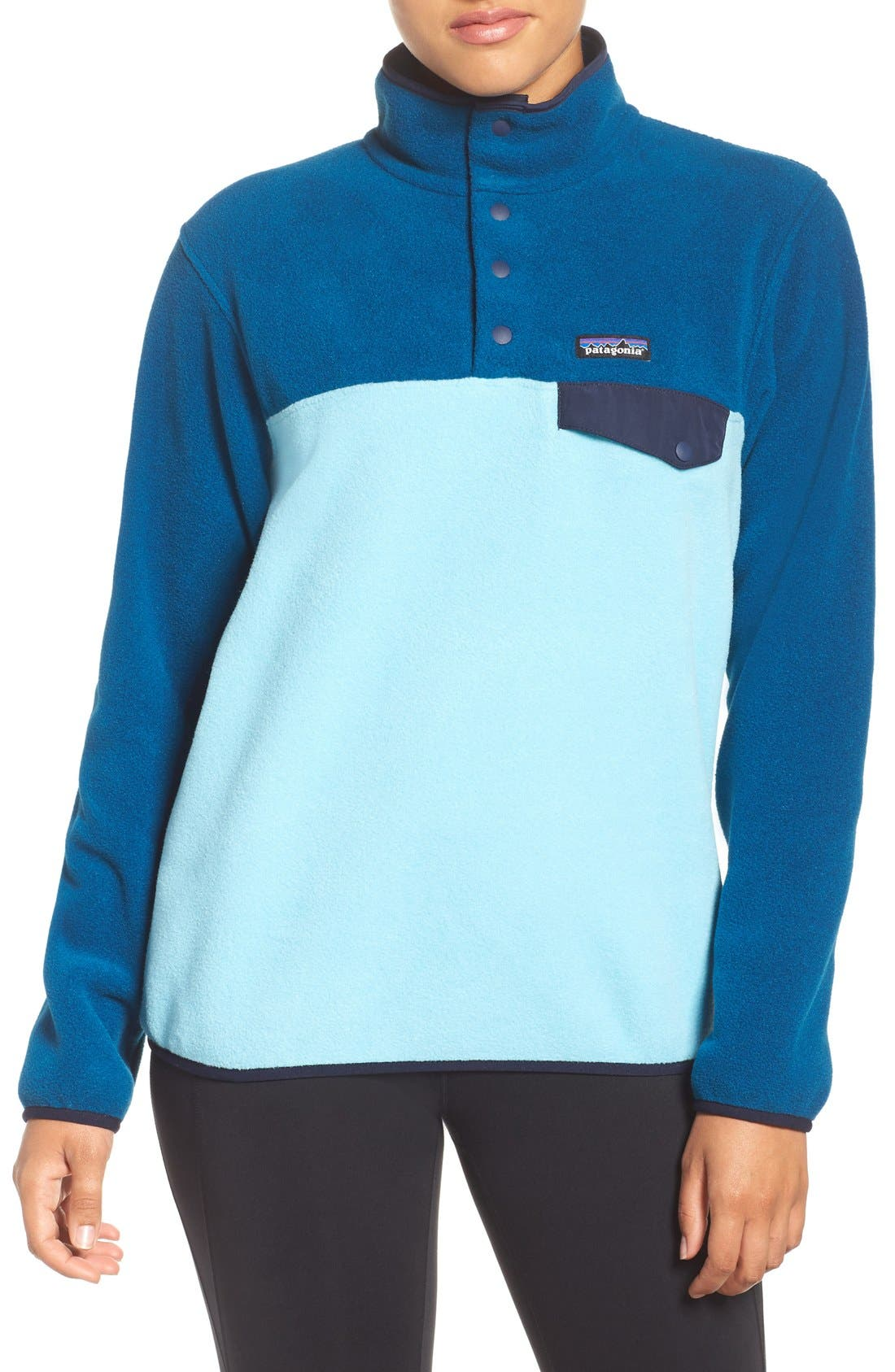 PATAGONIA 'Synchilla' Fleece Pullover