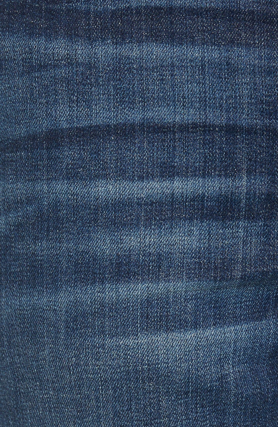 Alternate Image 5  - Joe's Rebel Relaxed Fit Jeans (Kane)