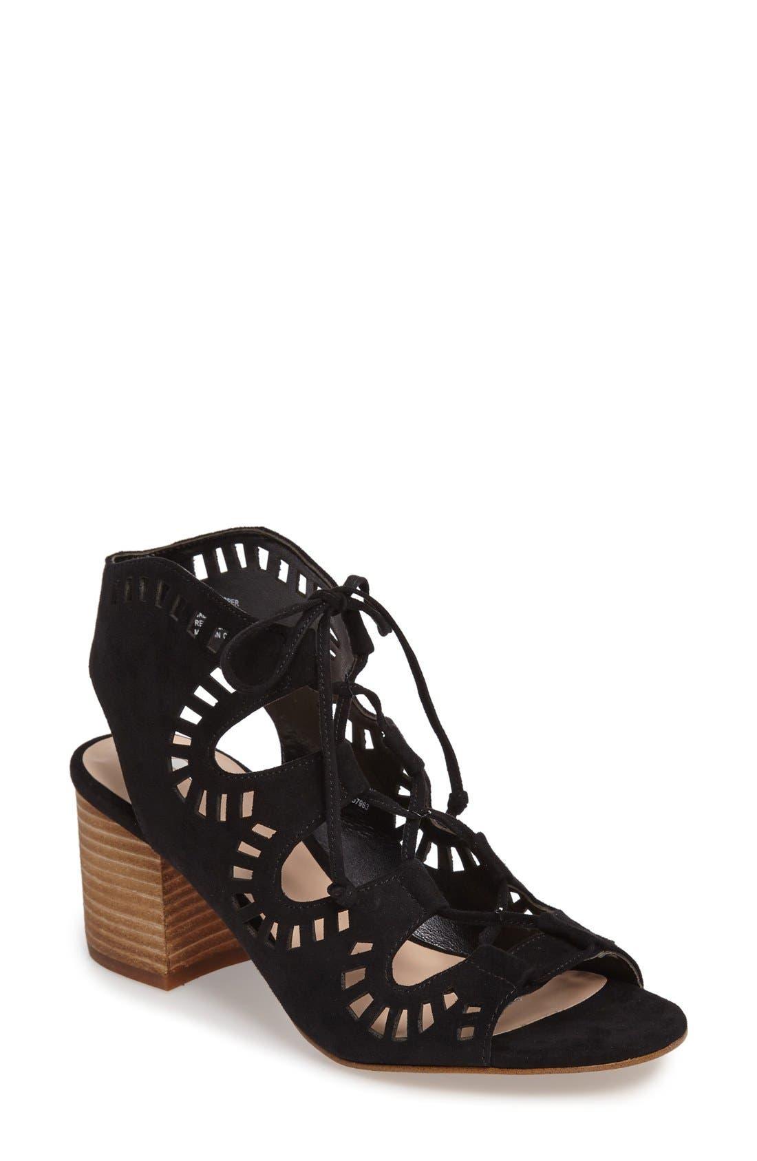 Alternate Image 1 Selected - BP. Decker Lace-Up Sandal (Women)