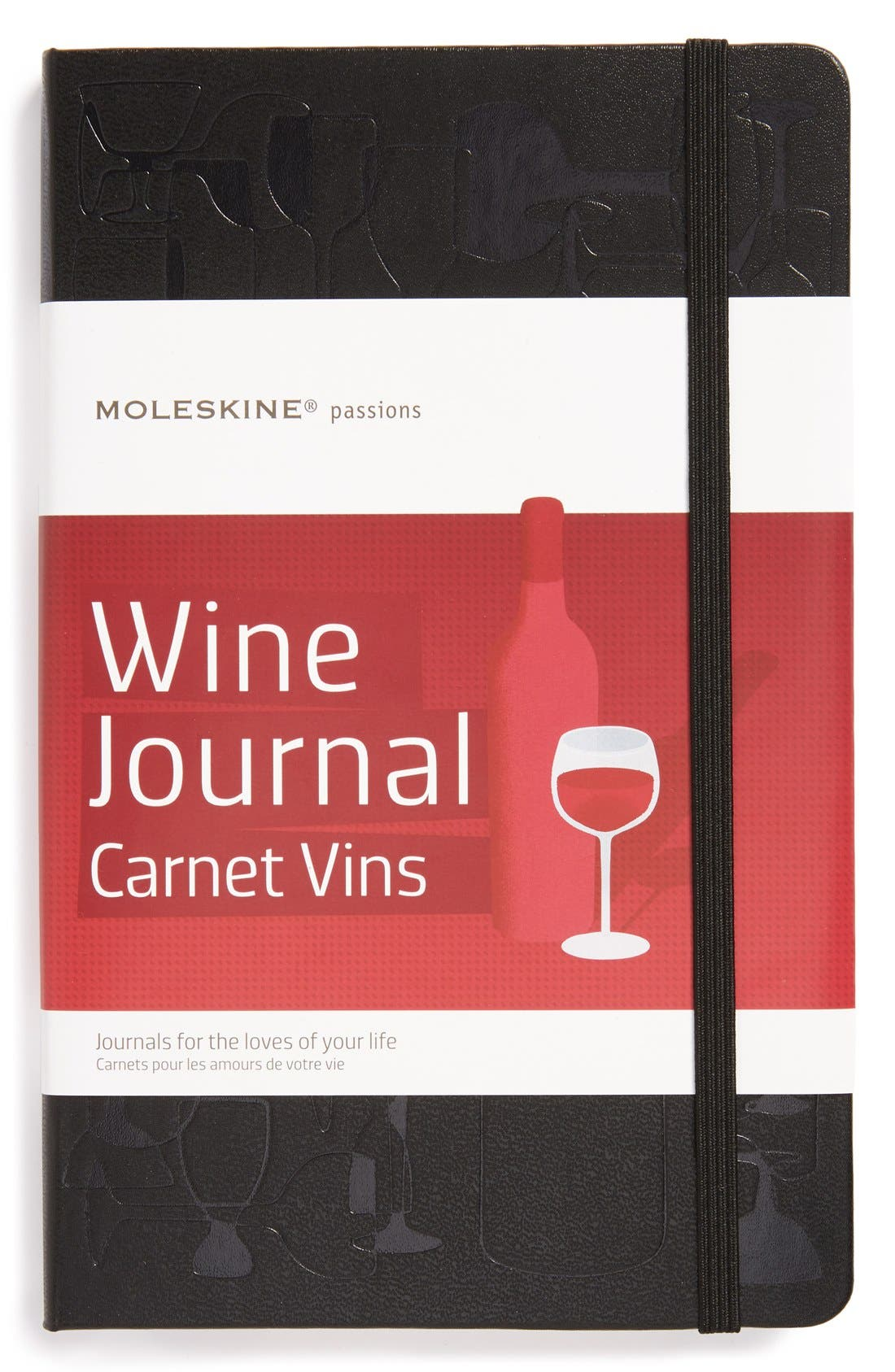 Alternate Image 1 Selected - Moleskine® Wine Journal
