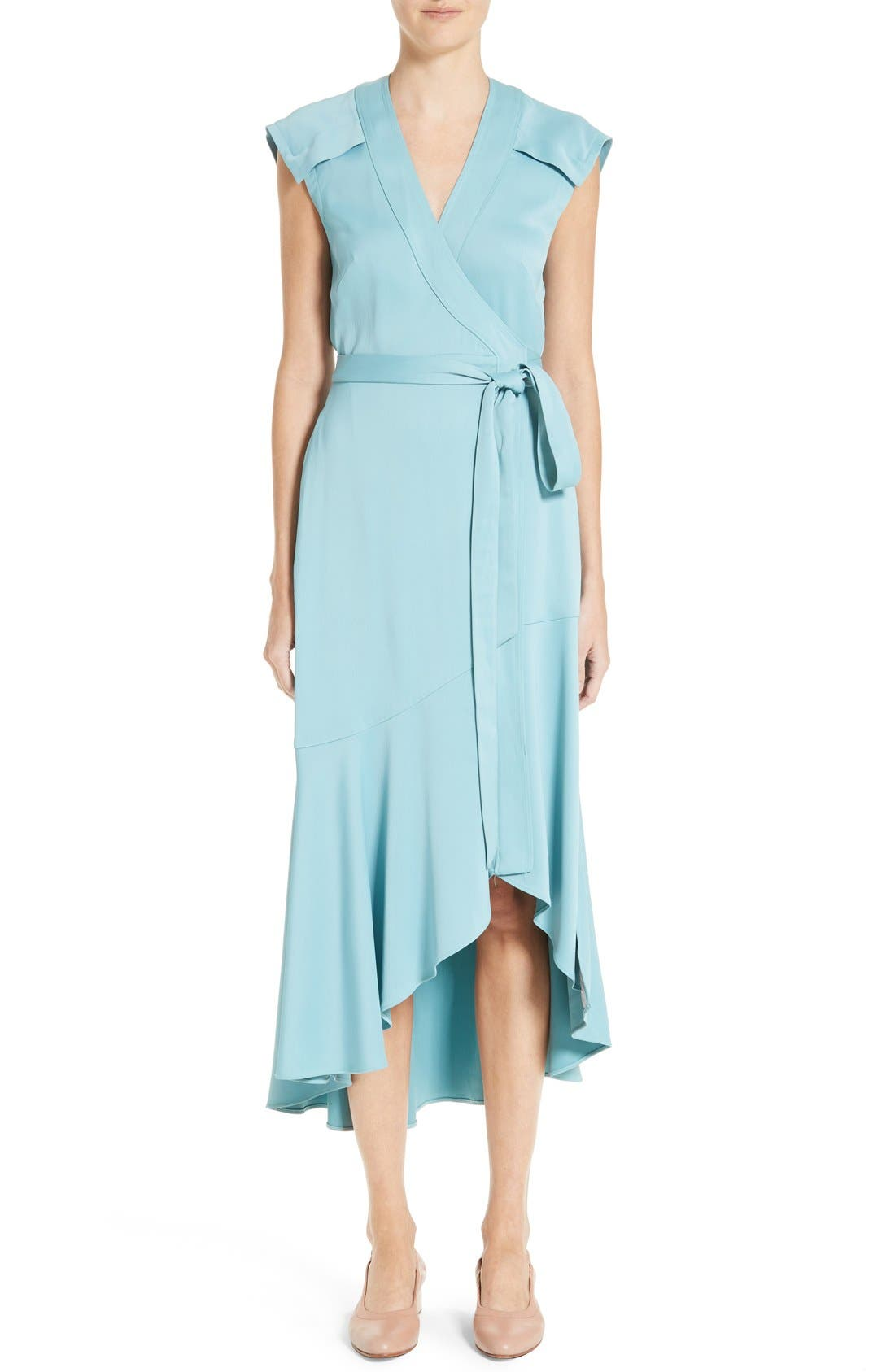 RACHEL COMEY Wallace Wrap Dress