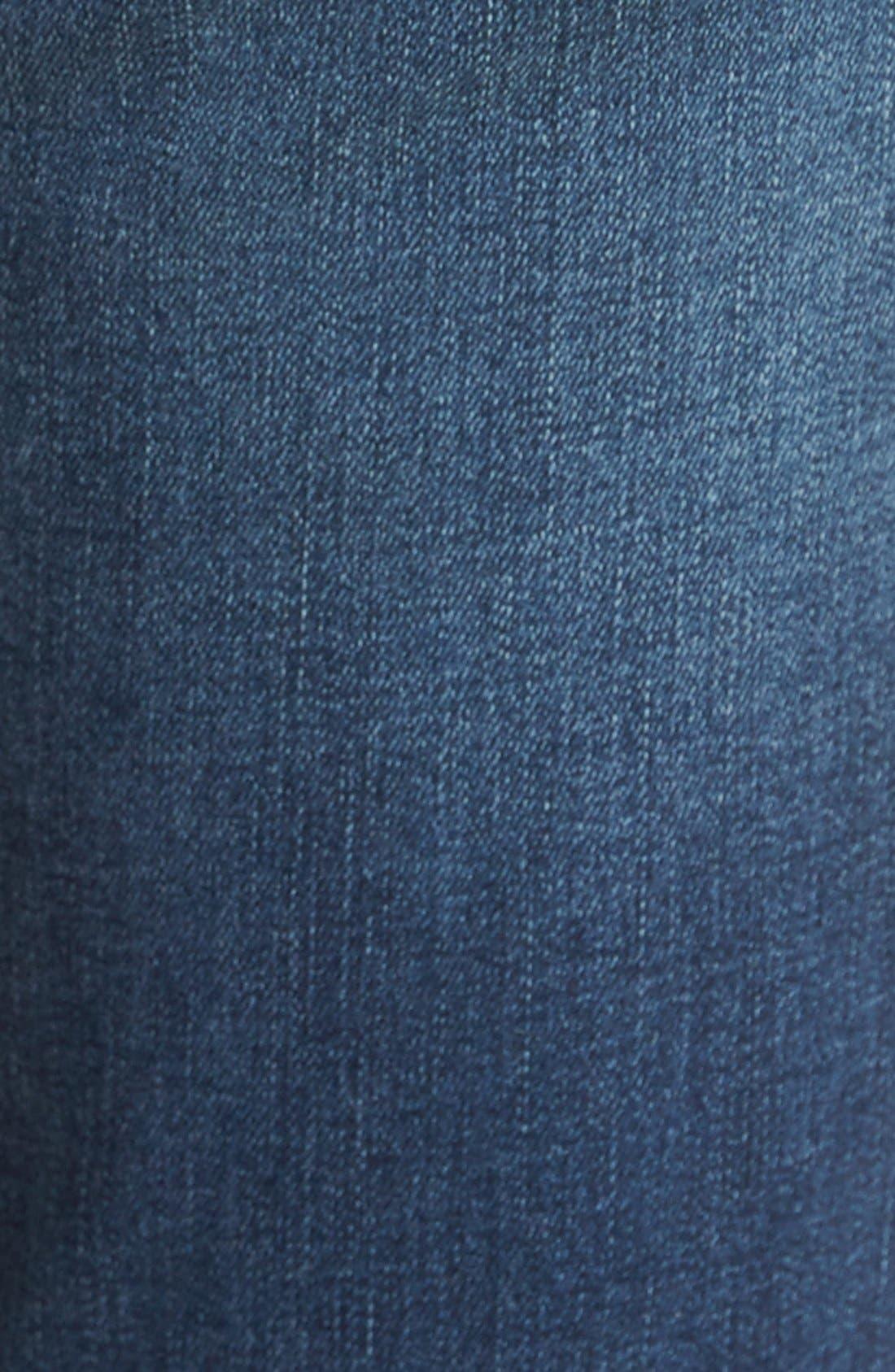 Alternate Image 5  - SP Black Decon Skinny Jeans