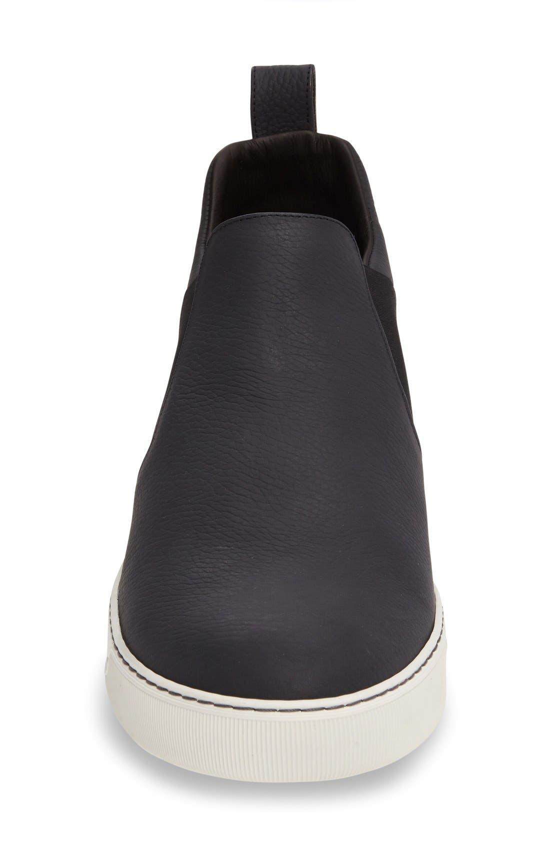 Alternate Image 3  - Lanvin Mid Slip-On Sneaker (Men)