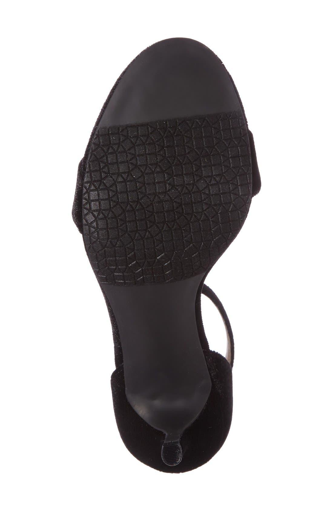 Alternate Image 4  - BP. 'Luminate' Open Toe Dress Sandal (Women)