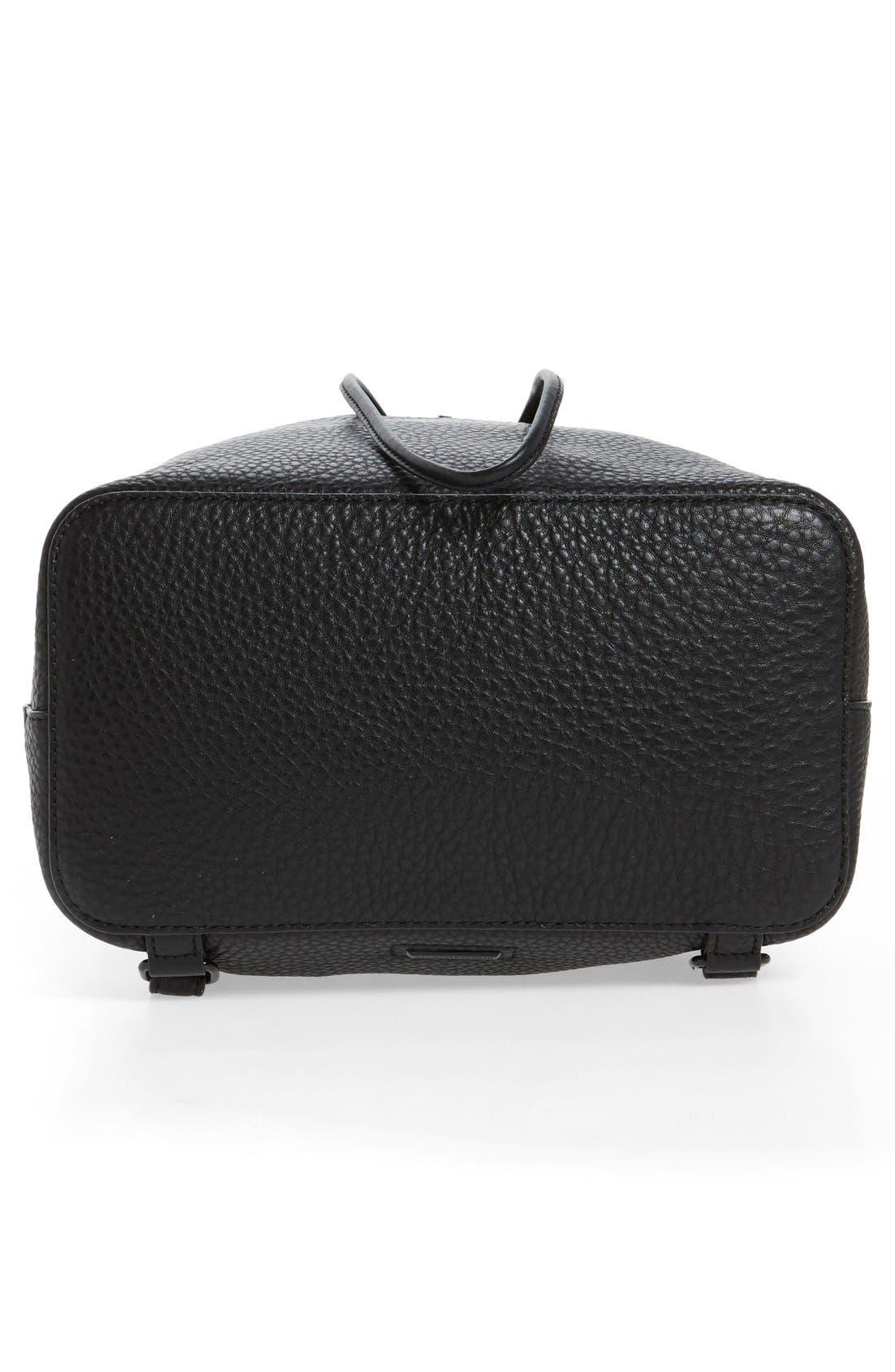 Alternate Image 6  - Rebecca Minkoff Darren Leather Backpack