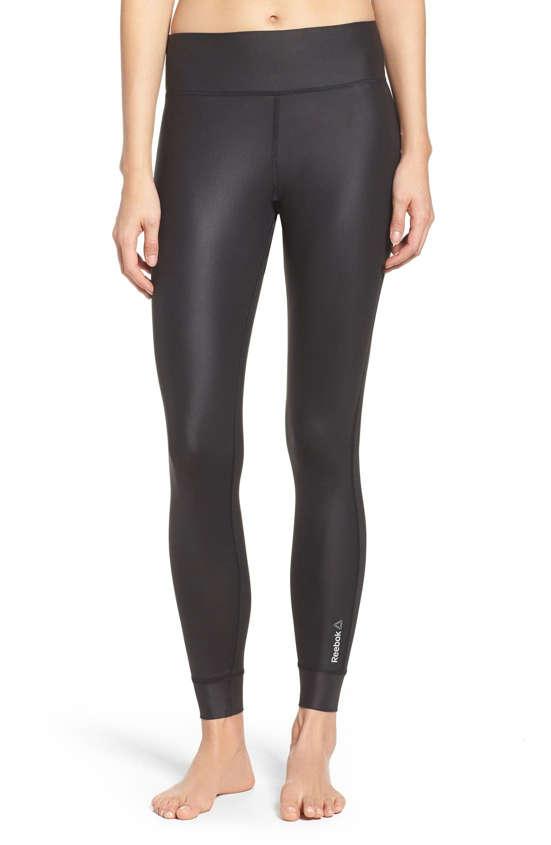 Reebok Studio Lux High Shine Tights